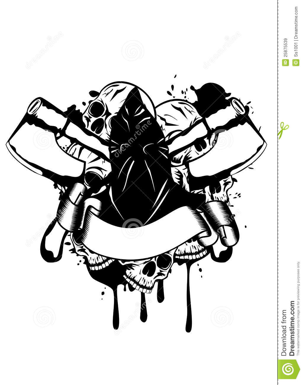 executioner royalty free stock images