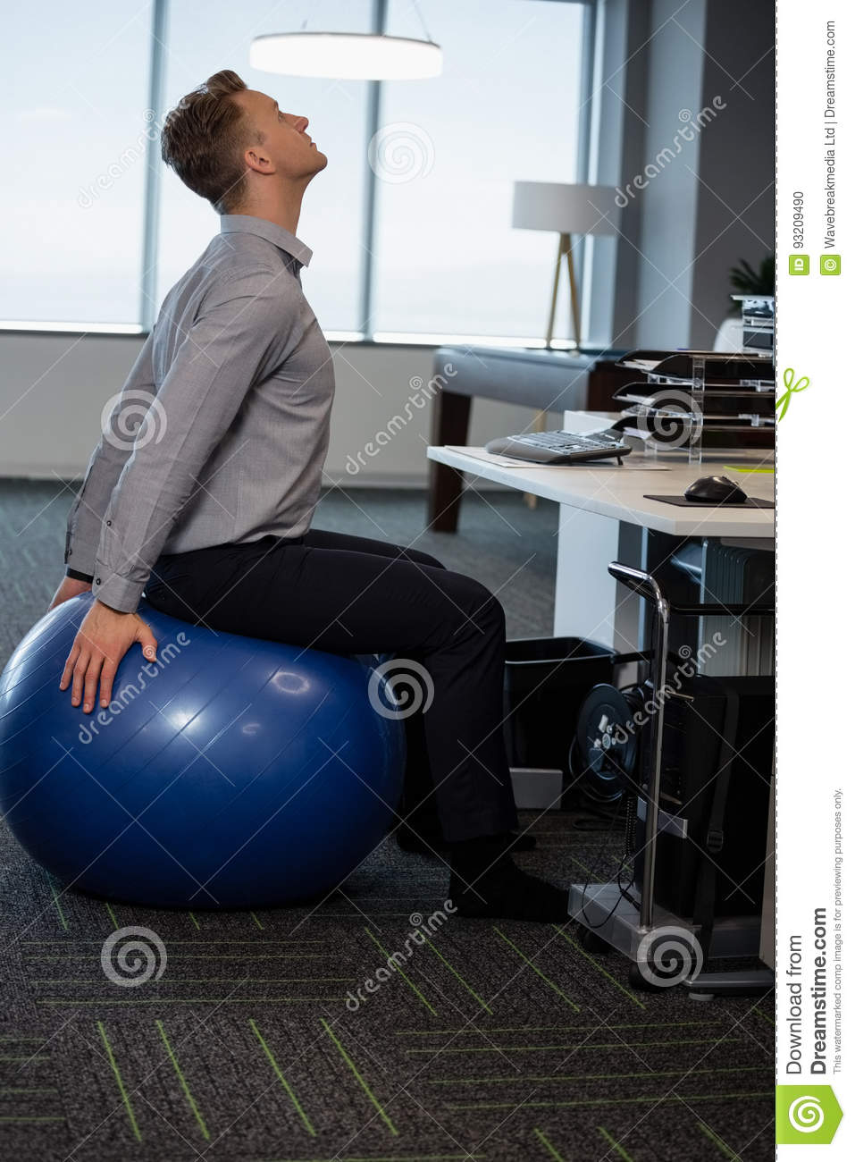 1 050 Ball Exercise Office Photos Free Royalty Free Stock Photos From Dreamstime
