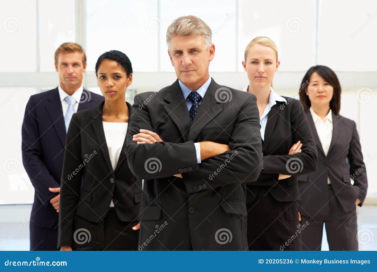 Executivos confiáveis