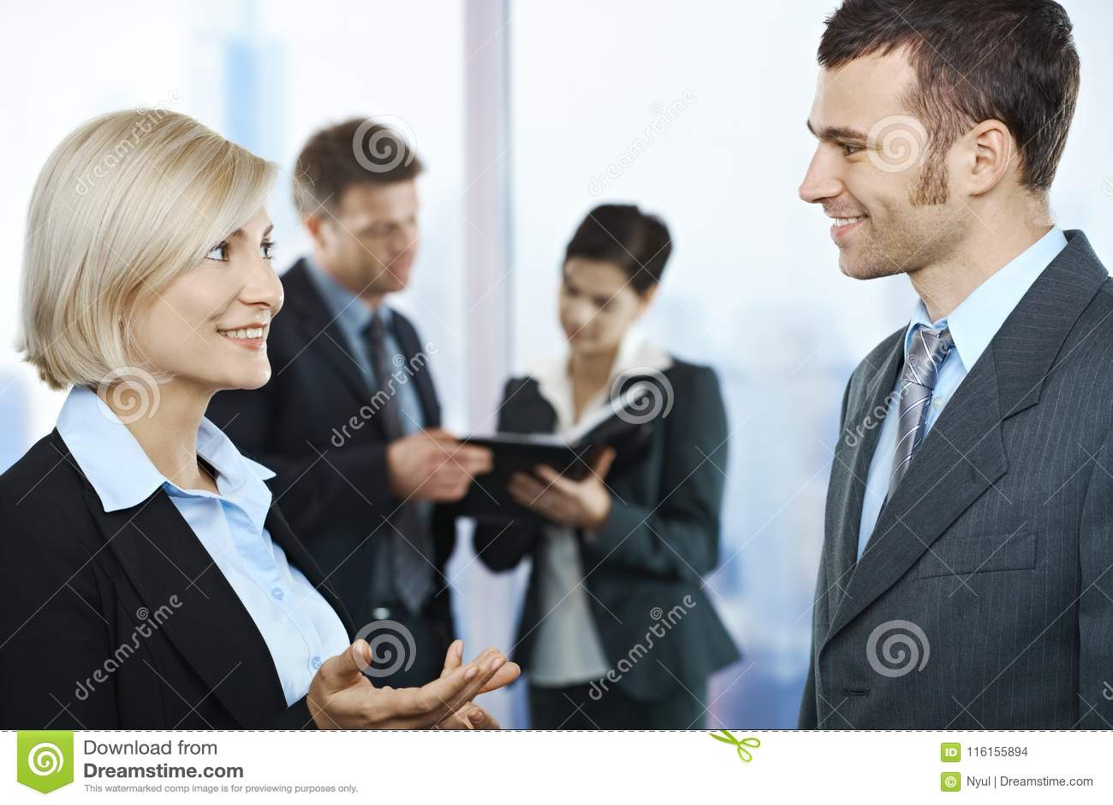 Executivos da fala