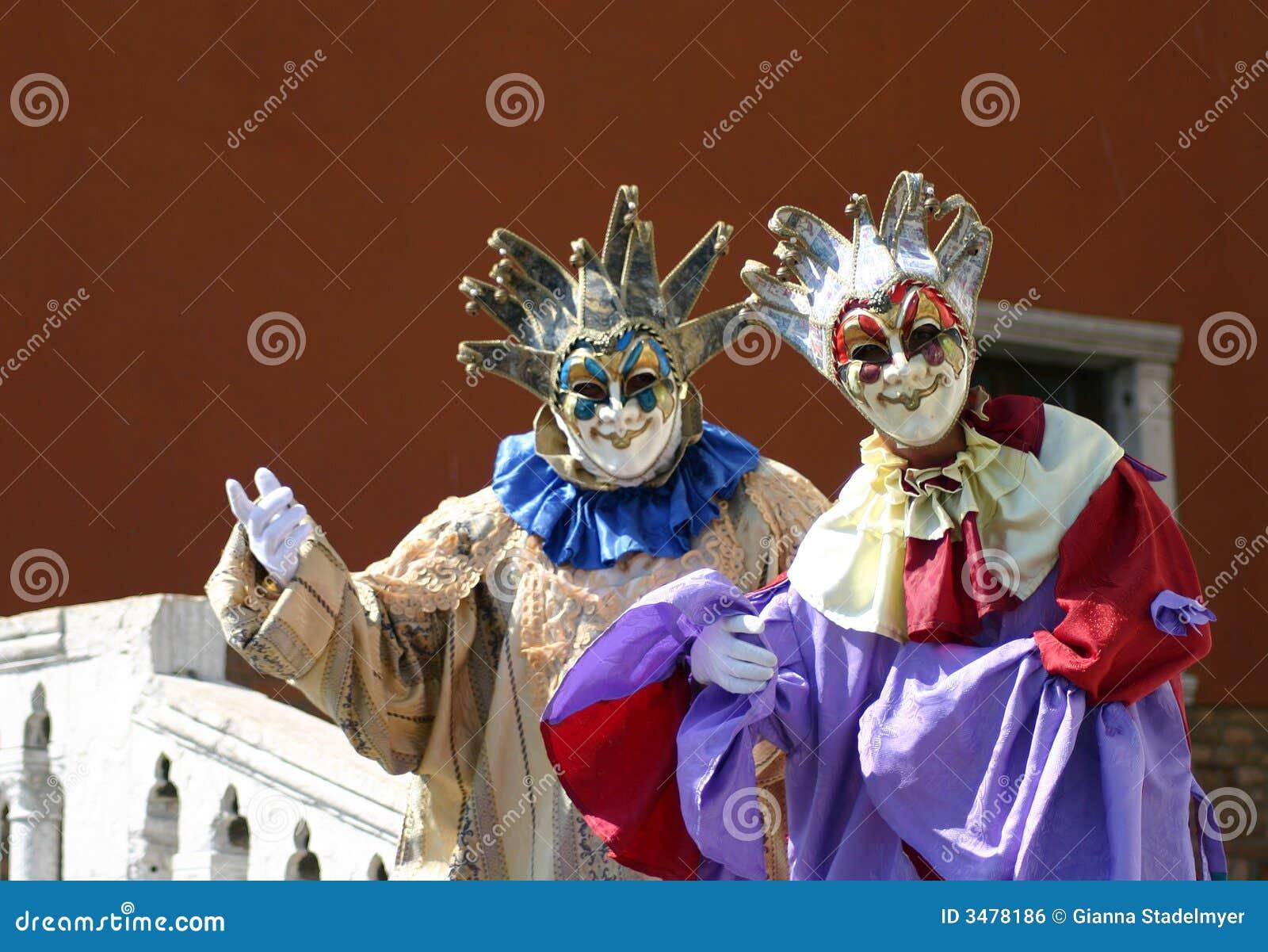 Executores Venetian da rua