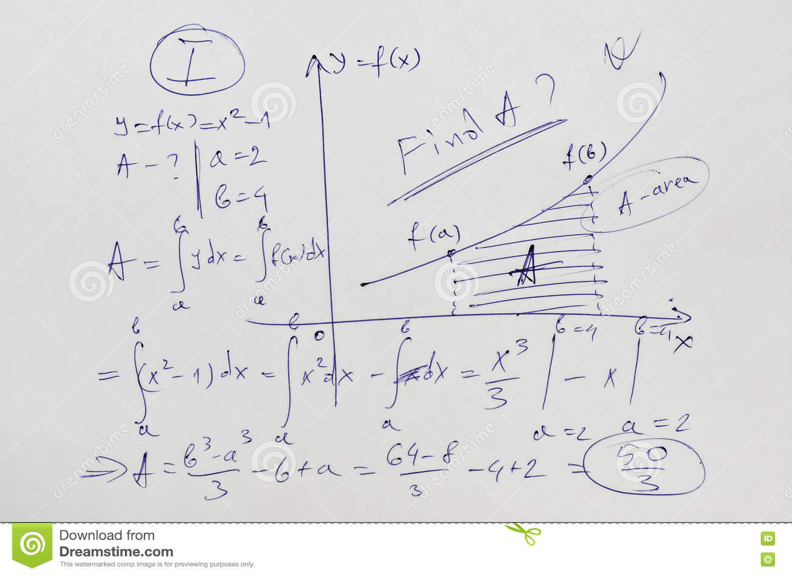 Exemplo avançado da matemática