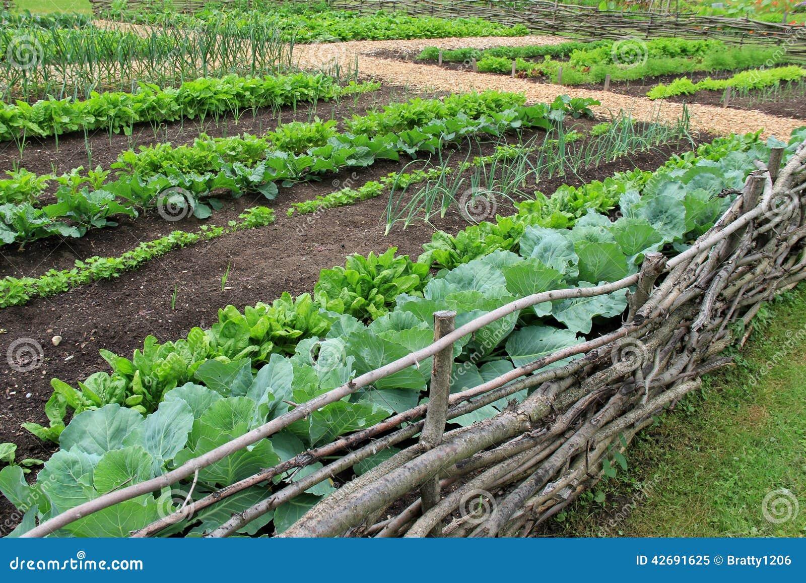 Exemplo da exploração agrícola ao jardim de tabela