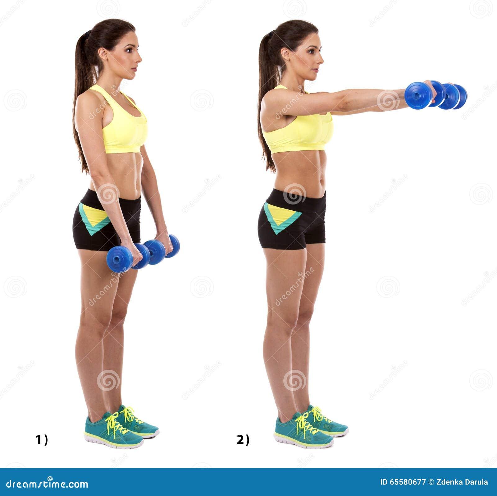 Exercício do ombro