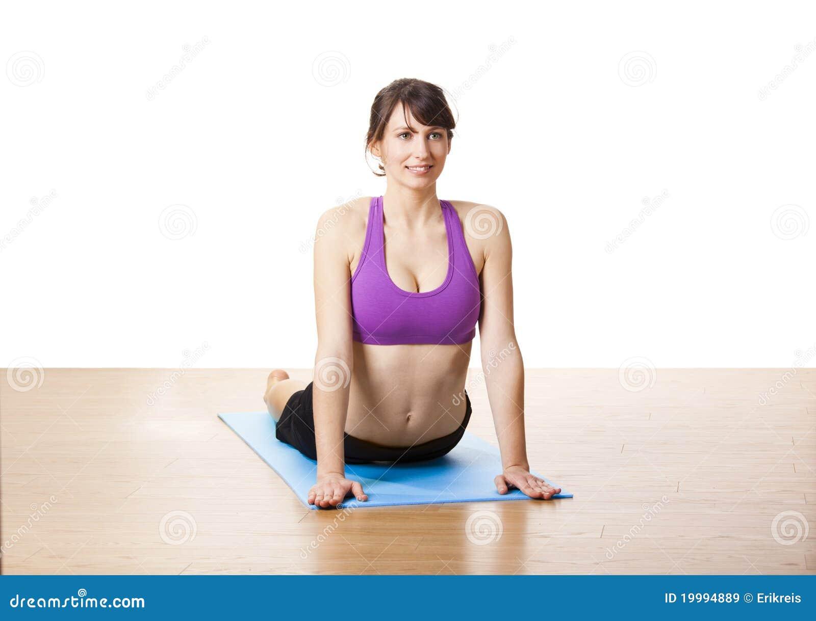 Exercícios da ioga