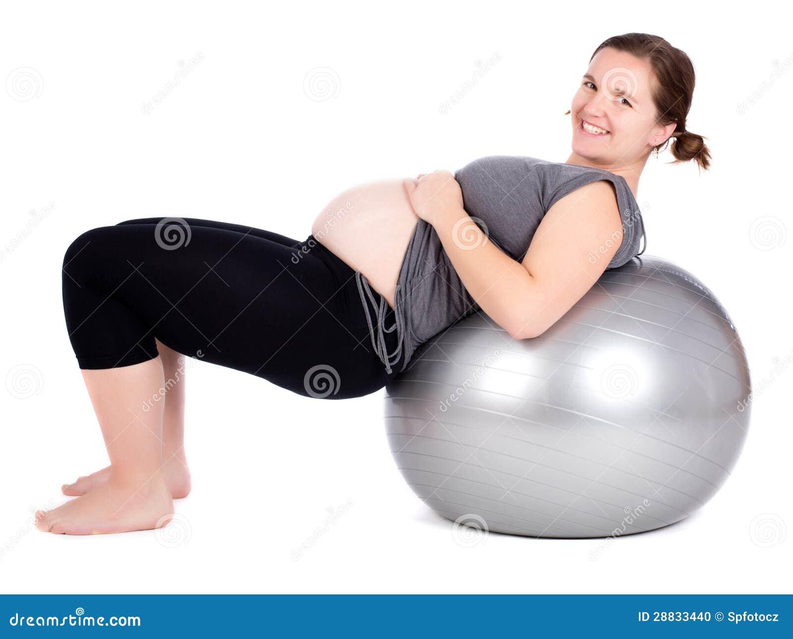 Exercice de femme enceinte