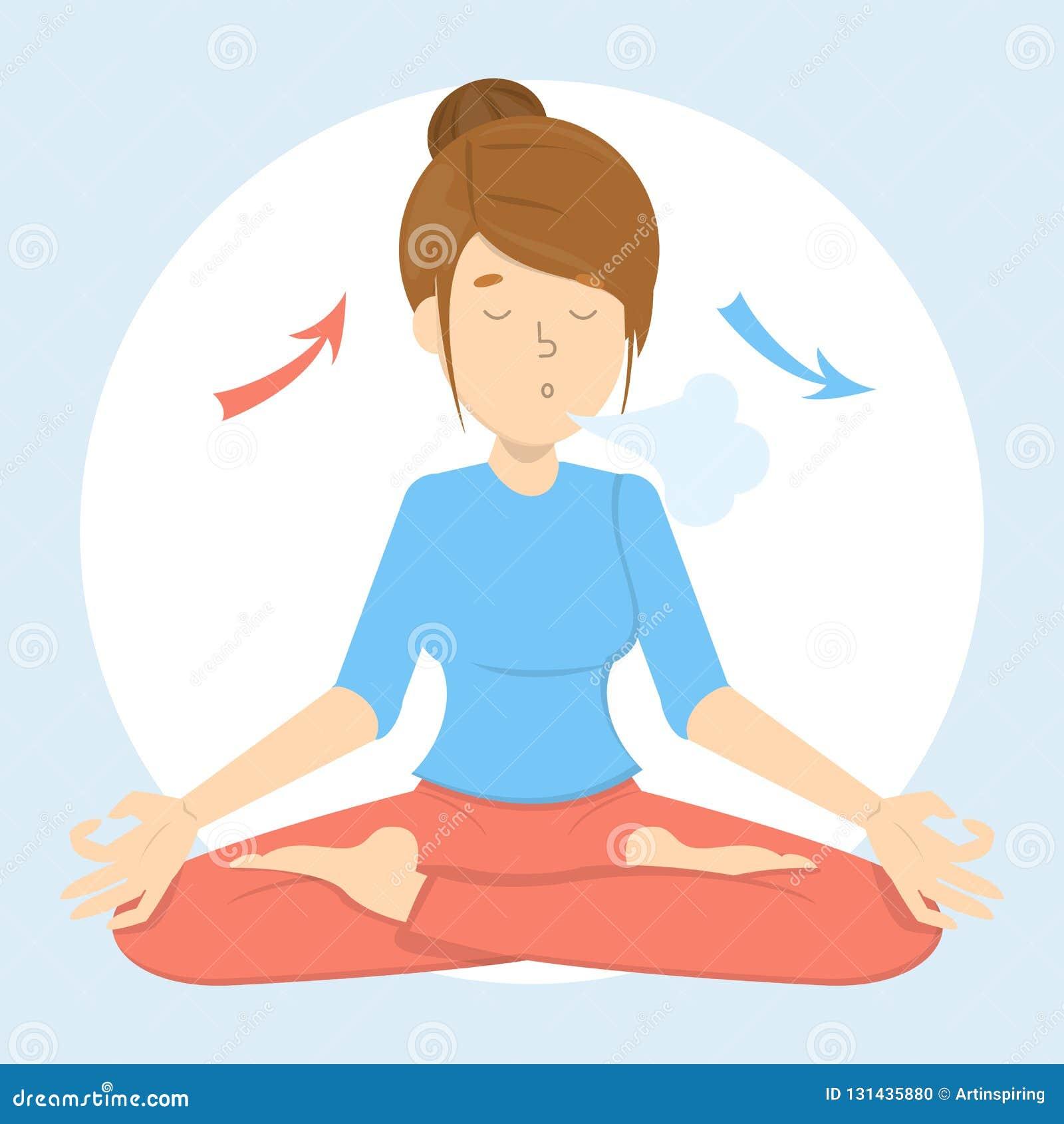 Exercice De Souffle Pour La Bonne Relaxation Respirez ...