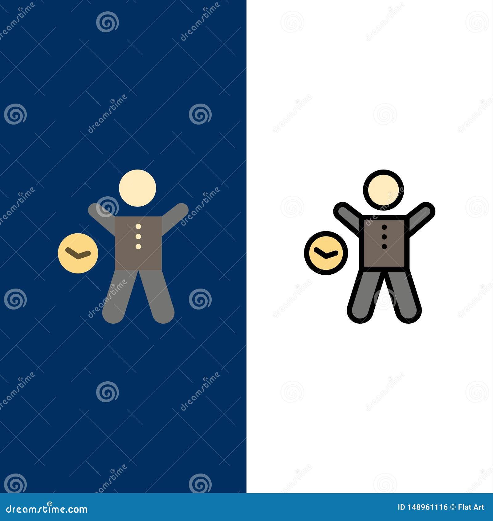 Exercice Gym Temps Sante Icones De L Homme Arriere Plan Bleu Vectoriel De L Ensemble D Icones A Plat Et A Ligne Illustration De Vecteur Illustration Du Temps Ligne 148961116