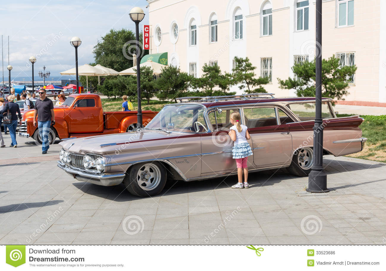 Car rental at Vladivostok - Airport VVO, Russian