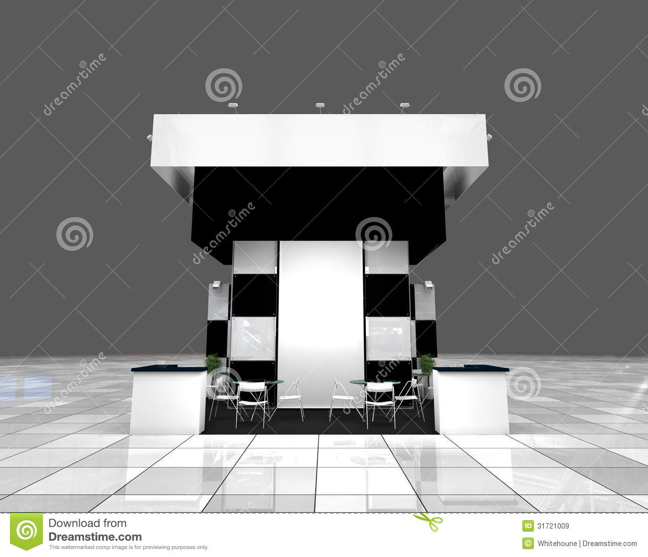 Exhibition Stand White : Exhibition stand royalty free stock images image