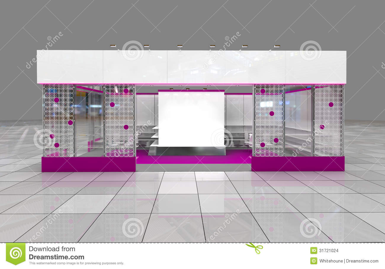 Modern Exhibition Stand Out : Exhibition stand stock images image