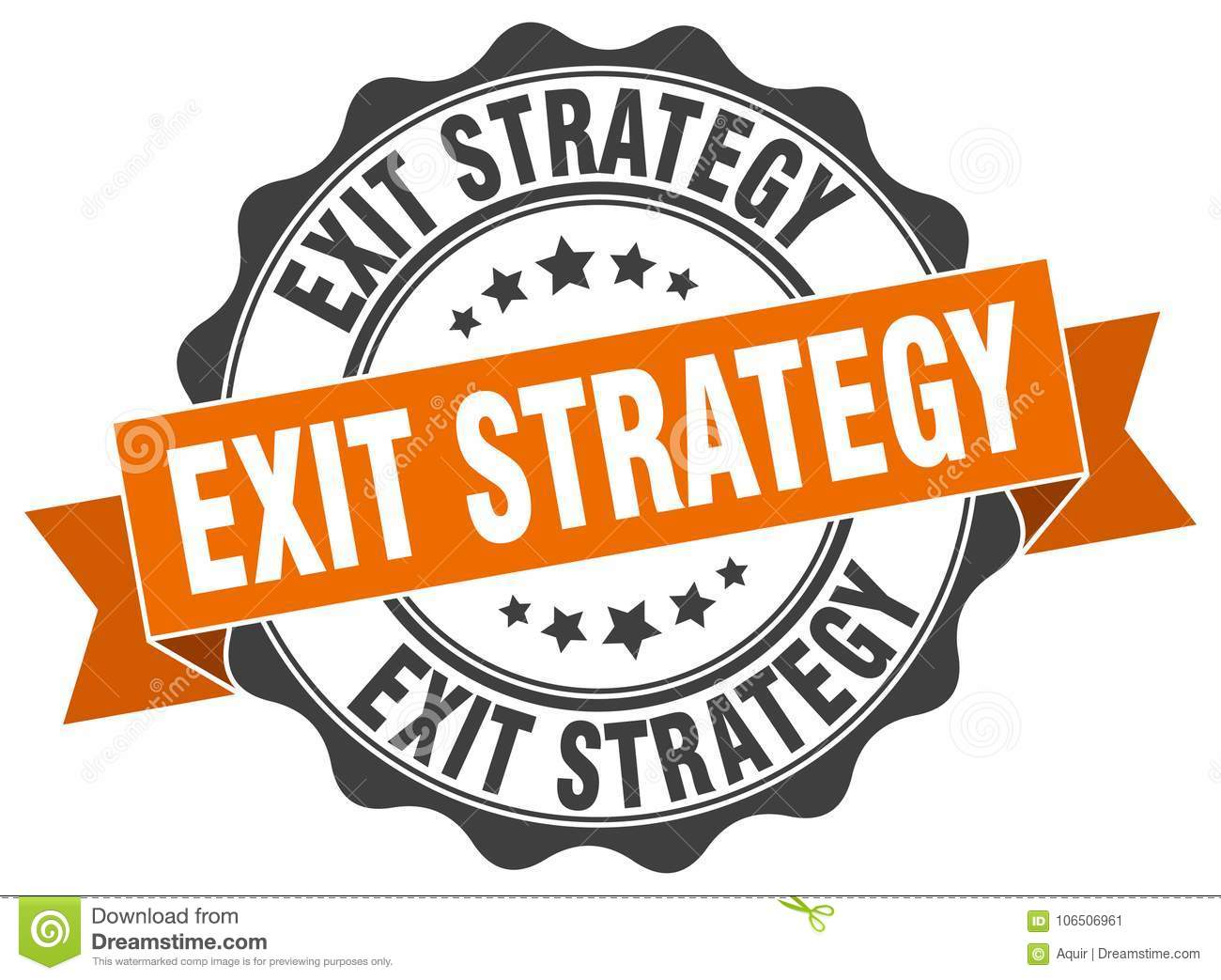 exit strategy seal