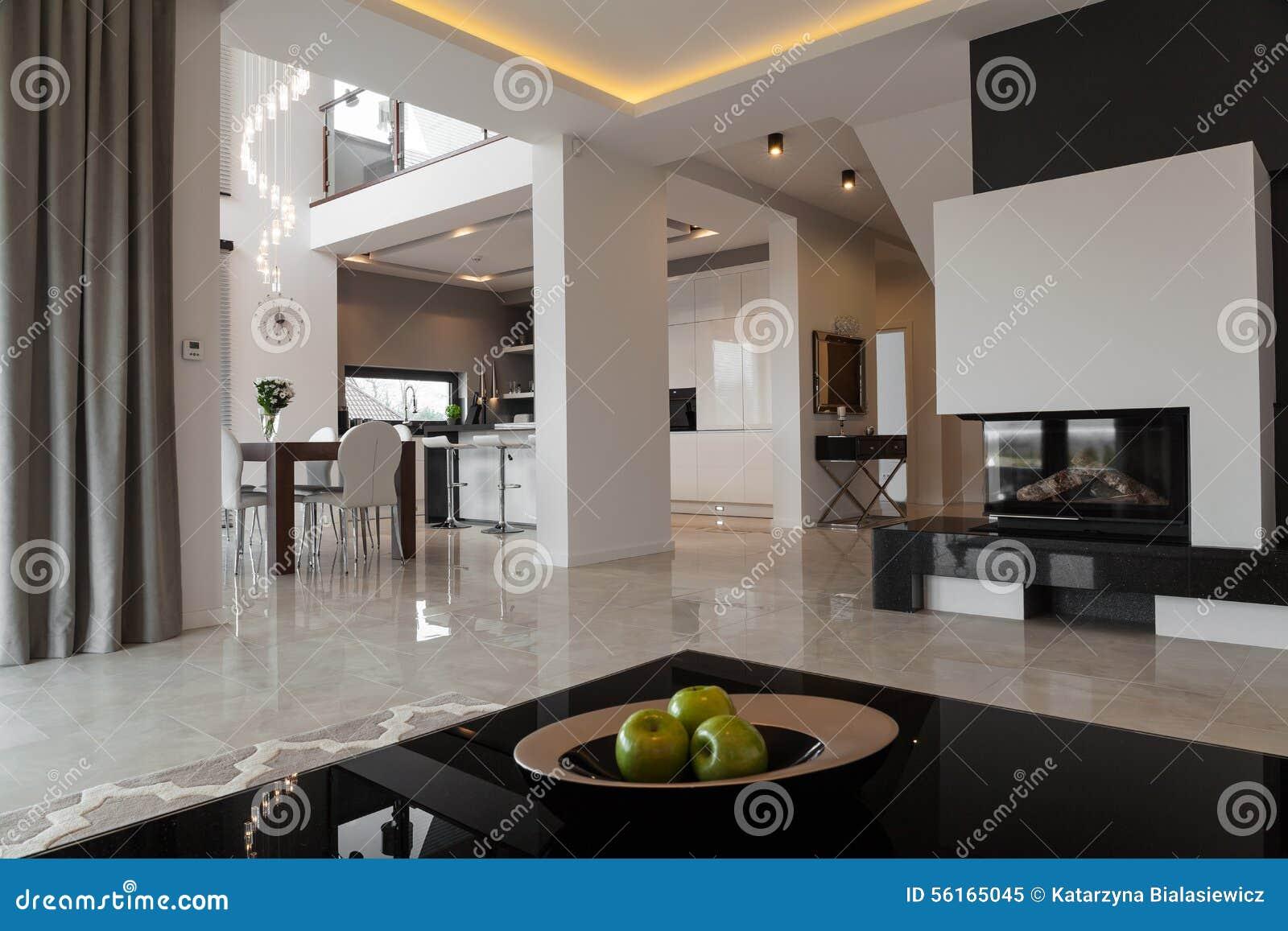 Exklusiv lägenhet i modern stil