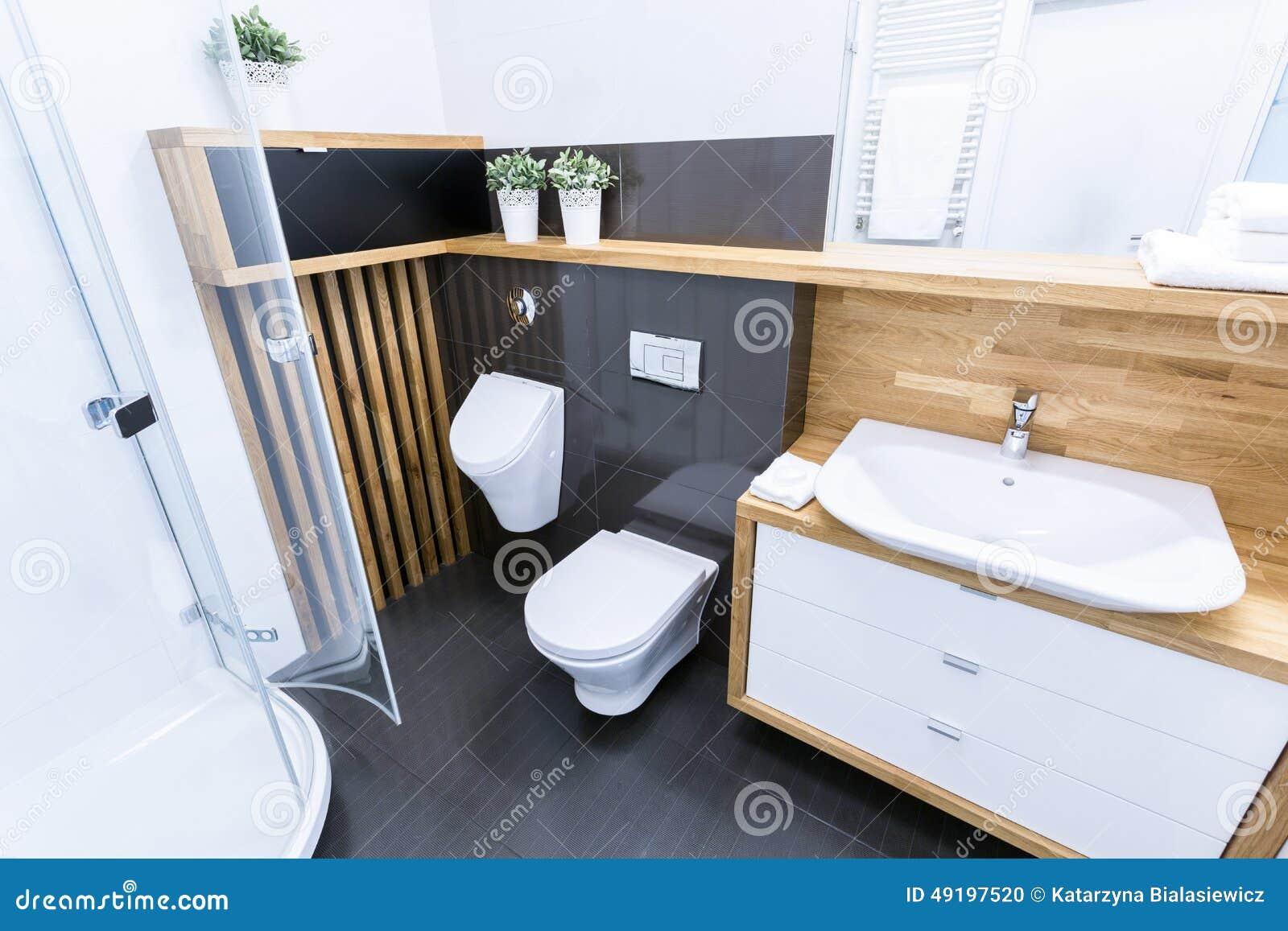 Exklusivt badrum arkivfoto   bild: 49197520