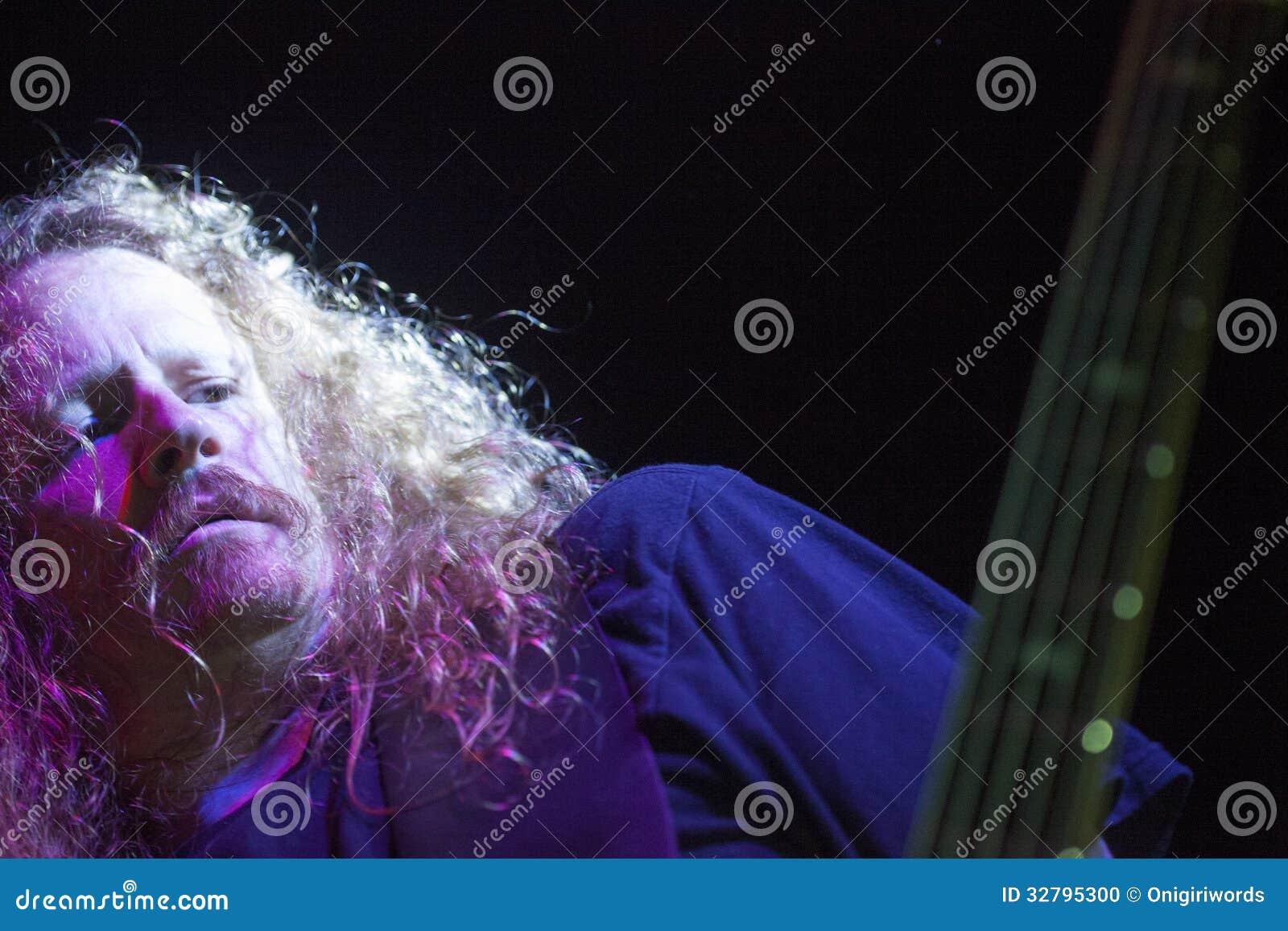 Exodus - Jack Gibson editorial image  Image of bassist - 32795300