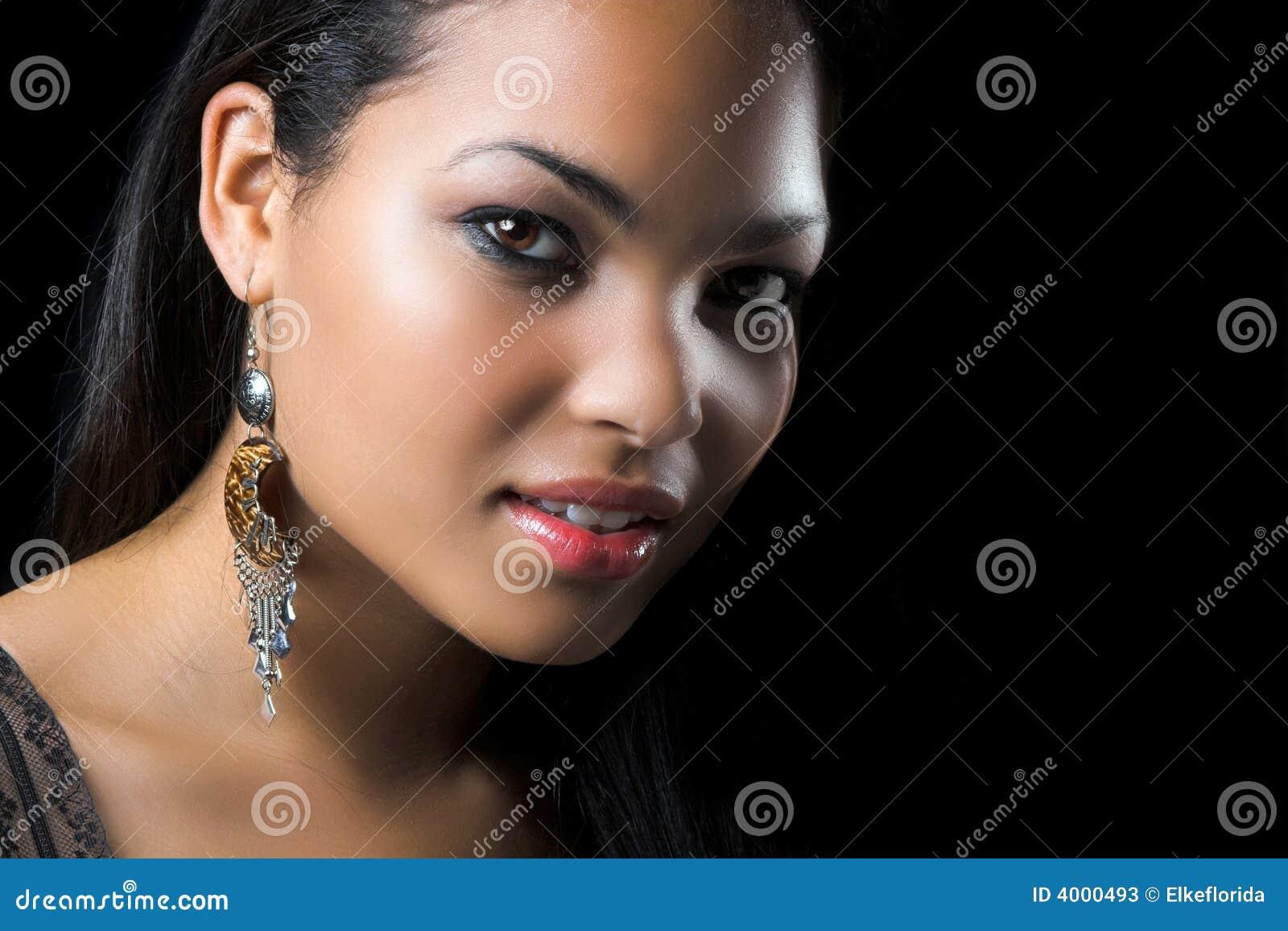 Wondered exotic latina woman naked