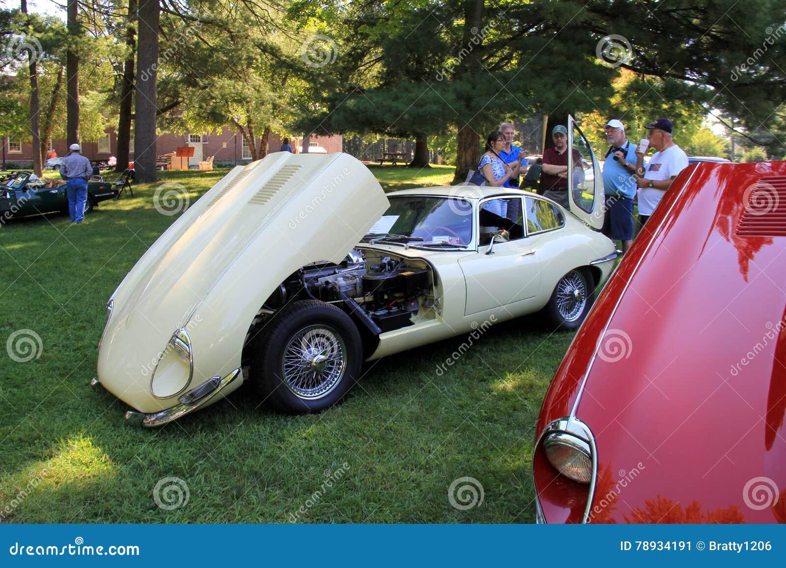 Exotic Cars On Display Saratoga Automobile MuseumNew York - Saratoga auto museum car show