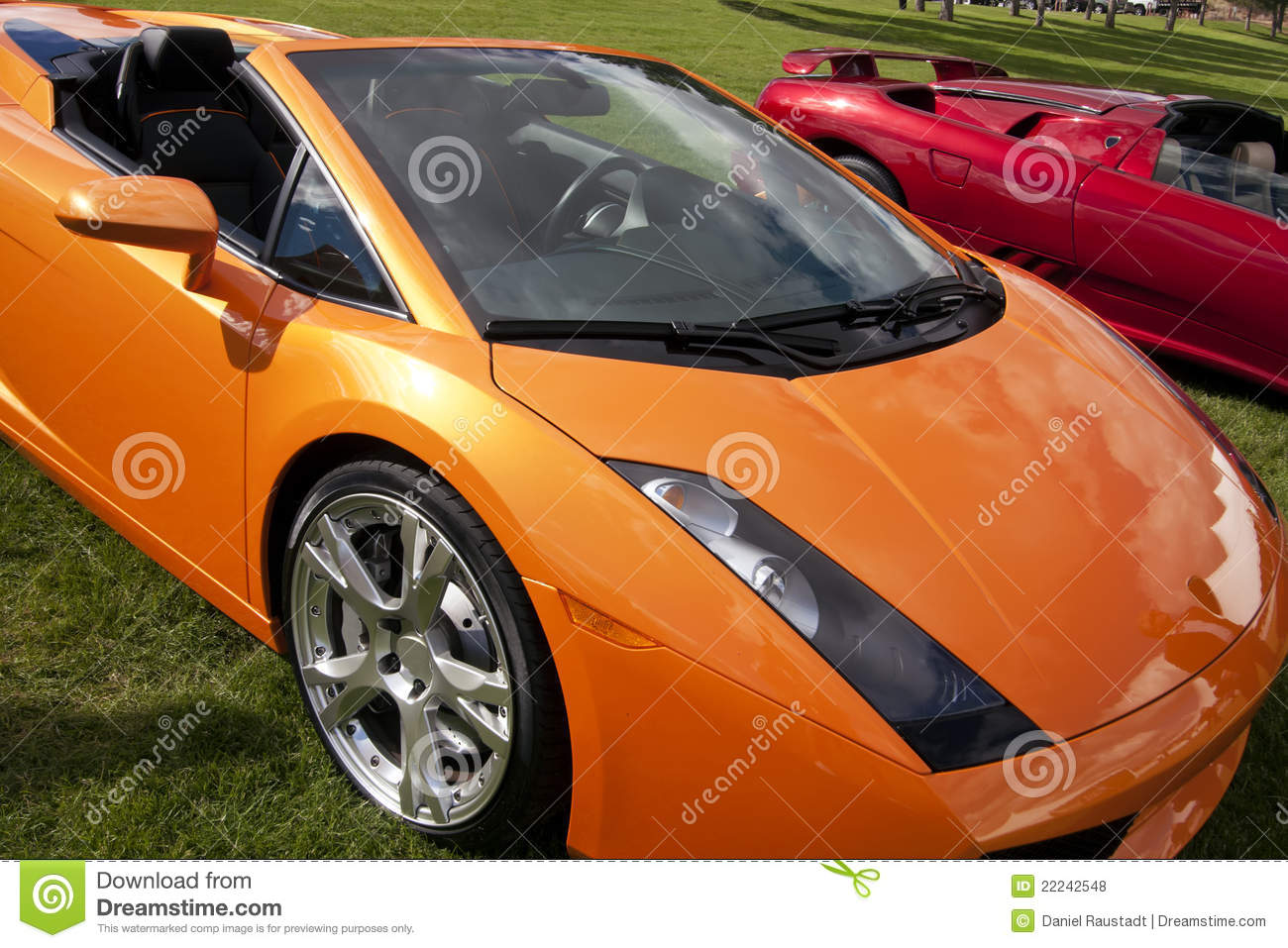 Exotic Foreign Sports Cars Stock Photo Image Of Formula 22242548
