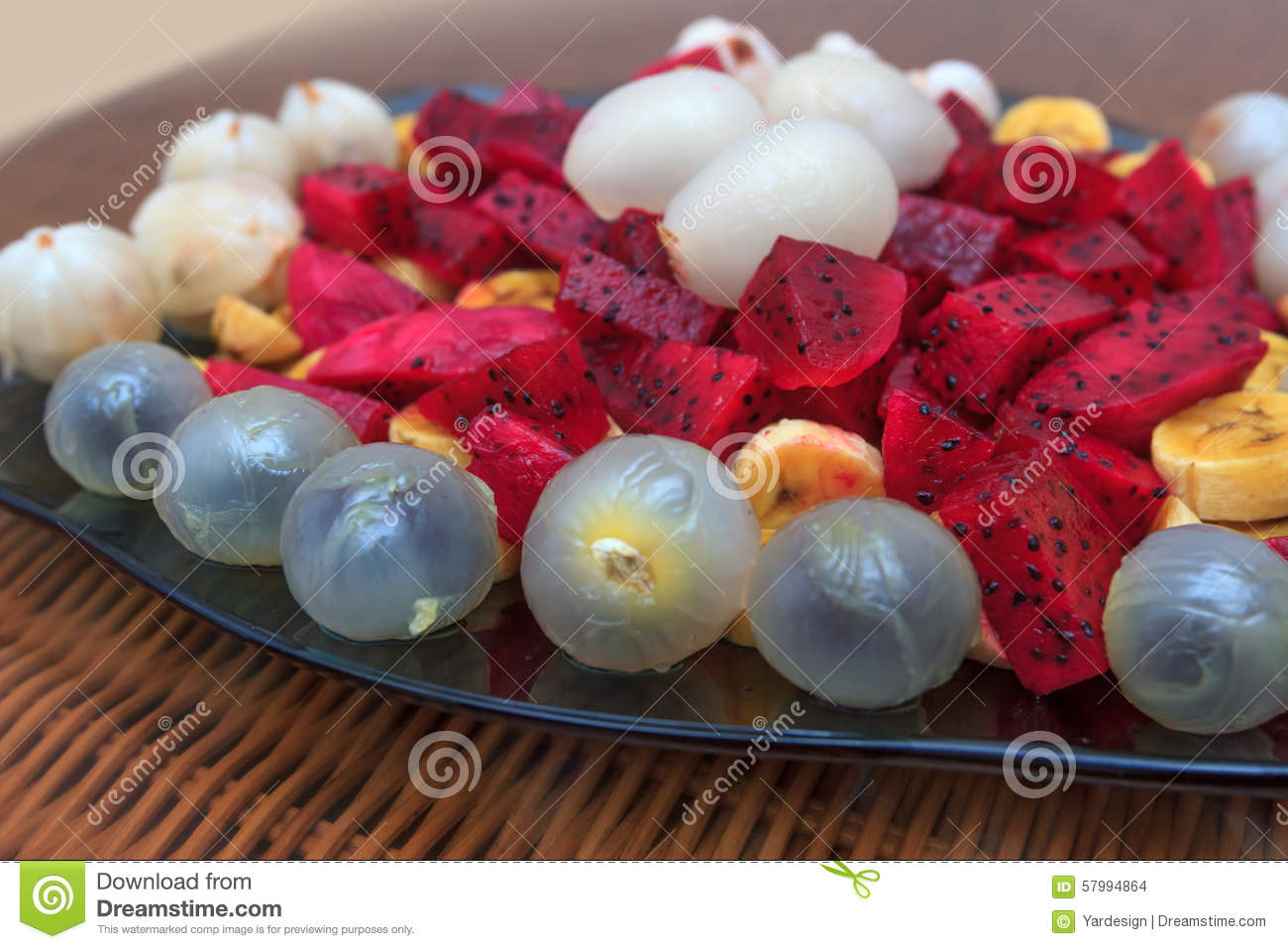 litchi fruit dragon fruit healthy