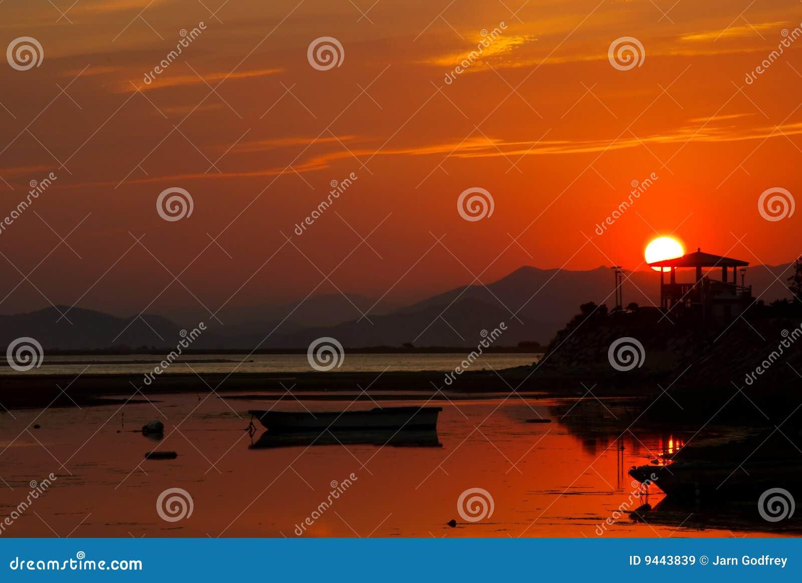 Exotic Sunset
