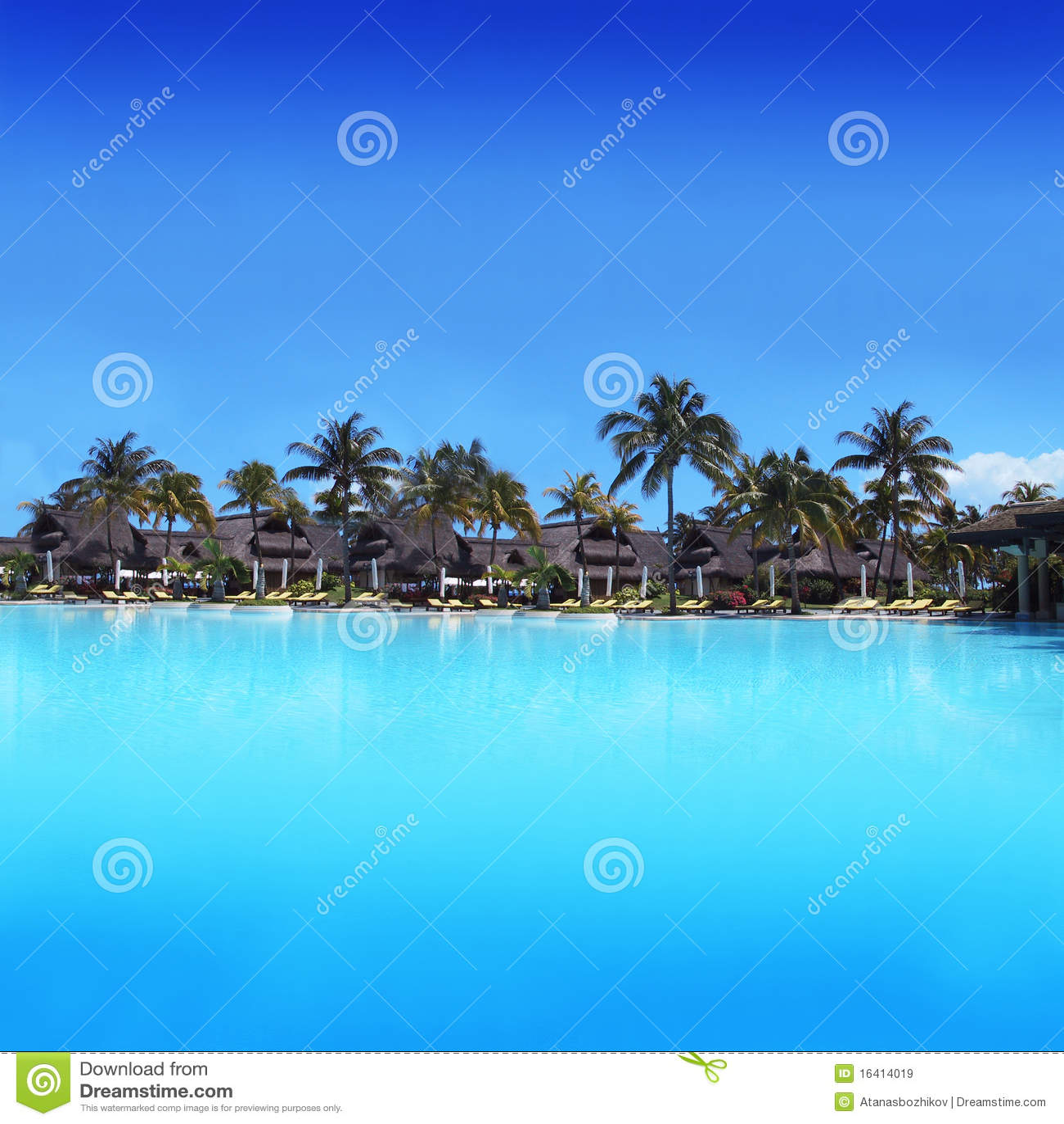 Exotic Vacation Resort In Mauritius