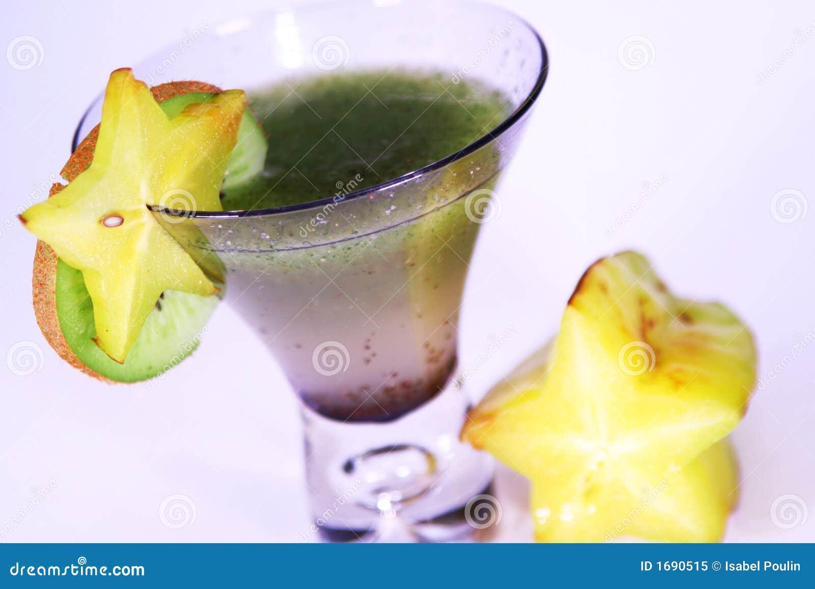 Exotische drank