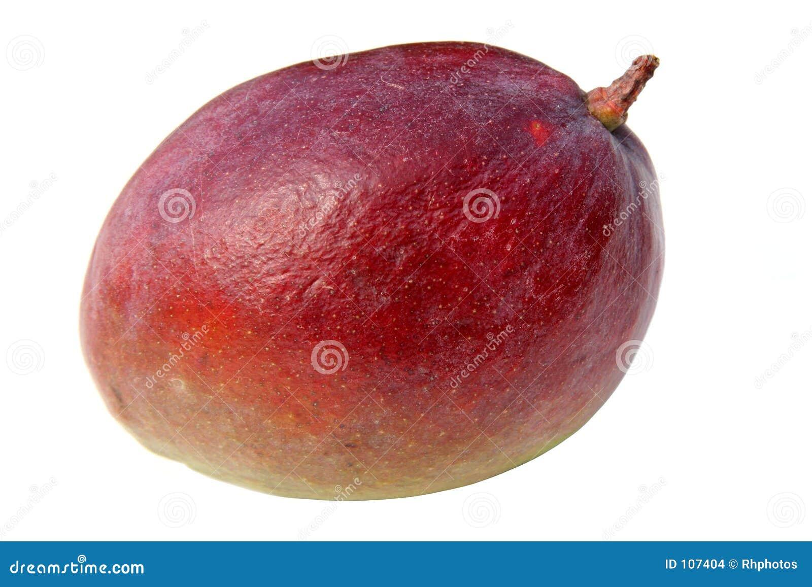 Exotische Mangofrucht