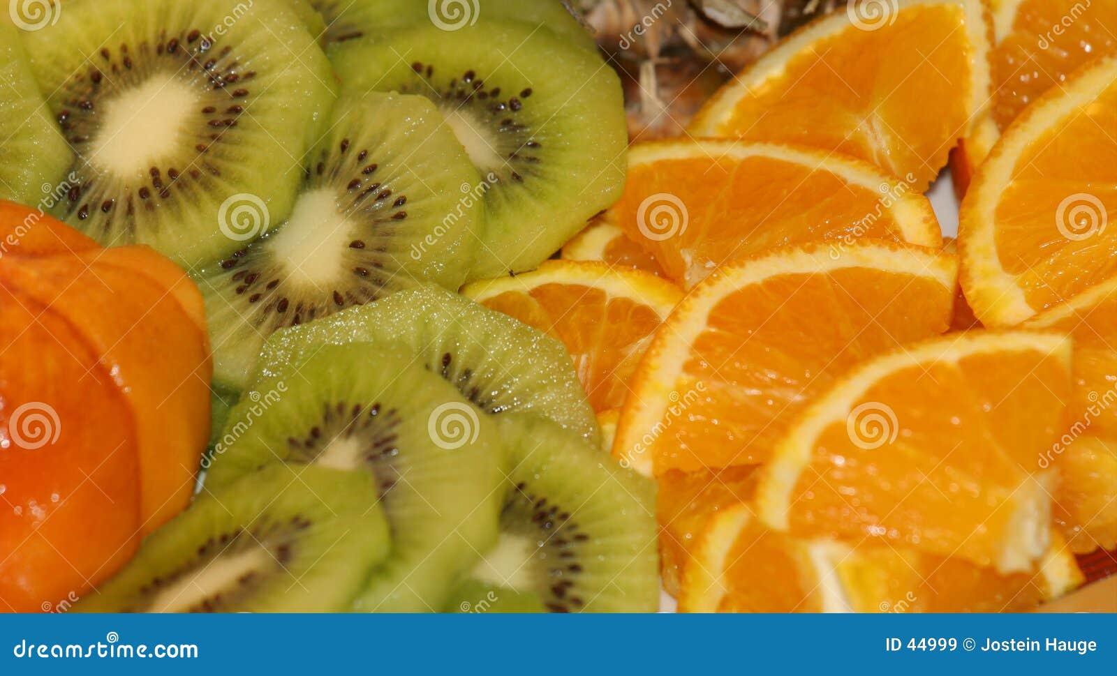 Exotisk frukt