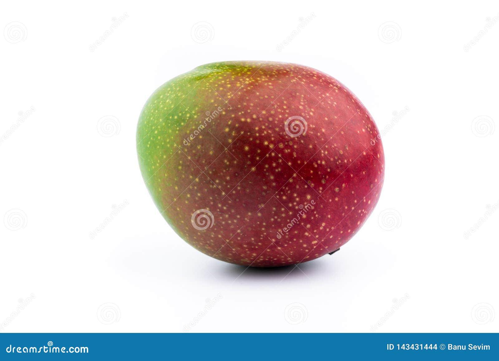 Exotisk mogen mango