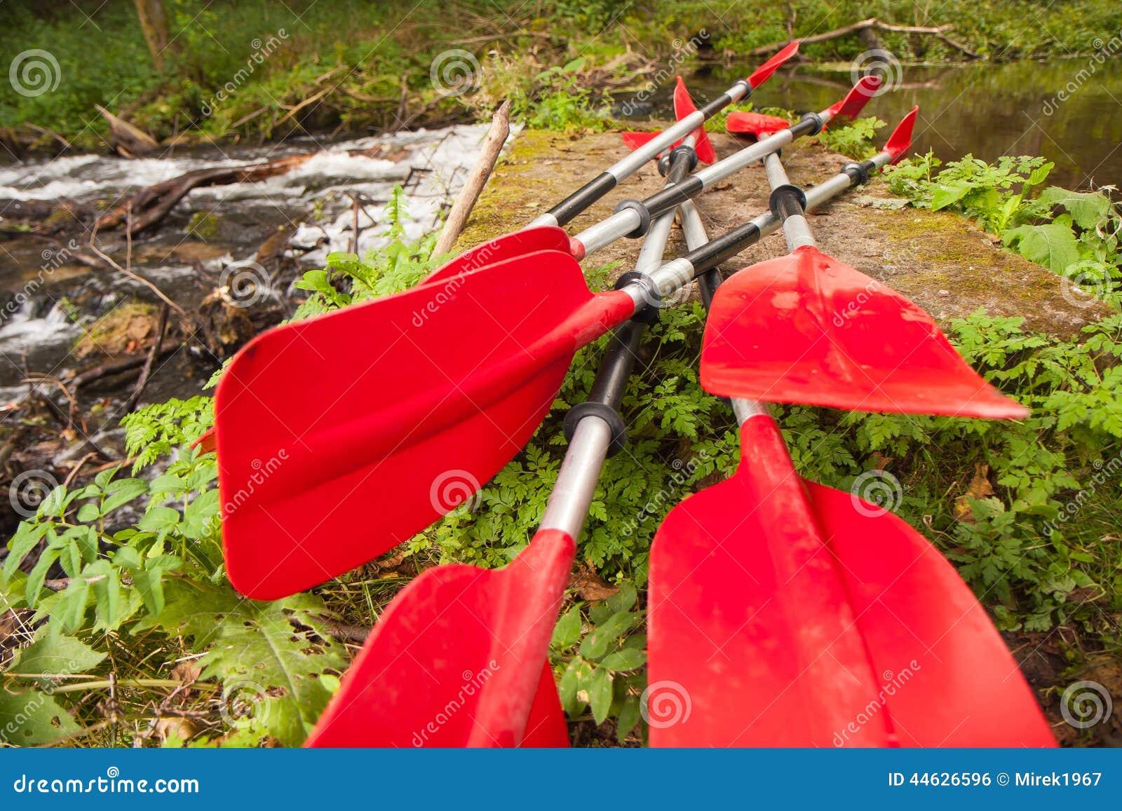 Expédition à kayaking