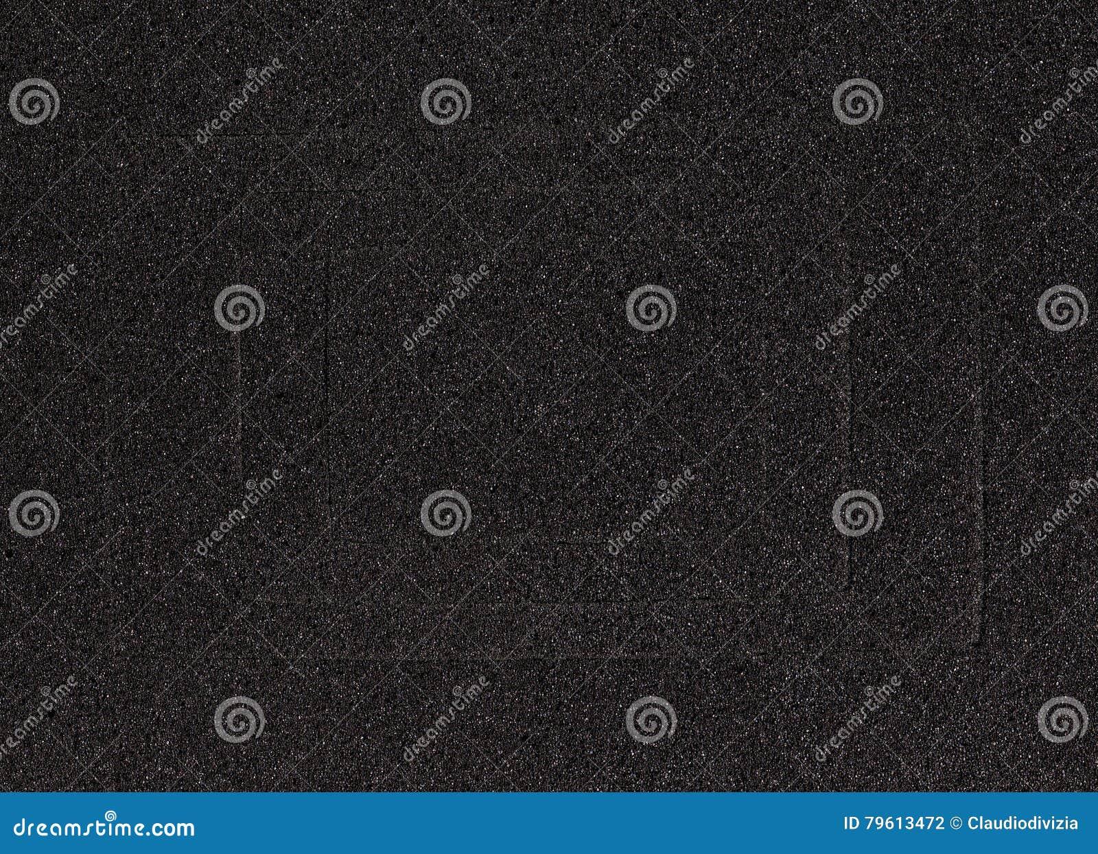 Expanded Polystyrene Foam Board Background Stock Photo