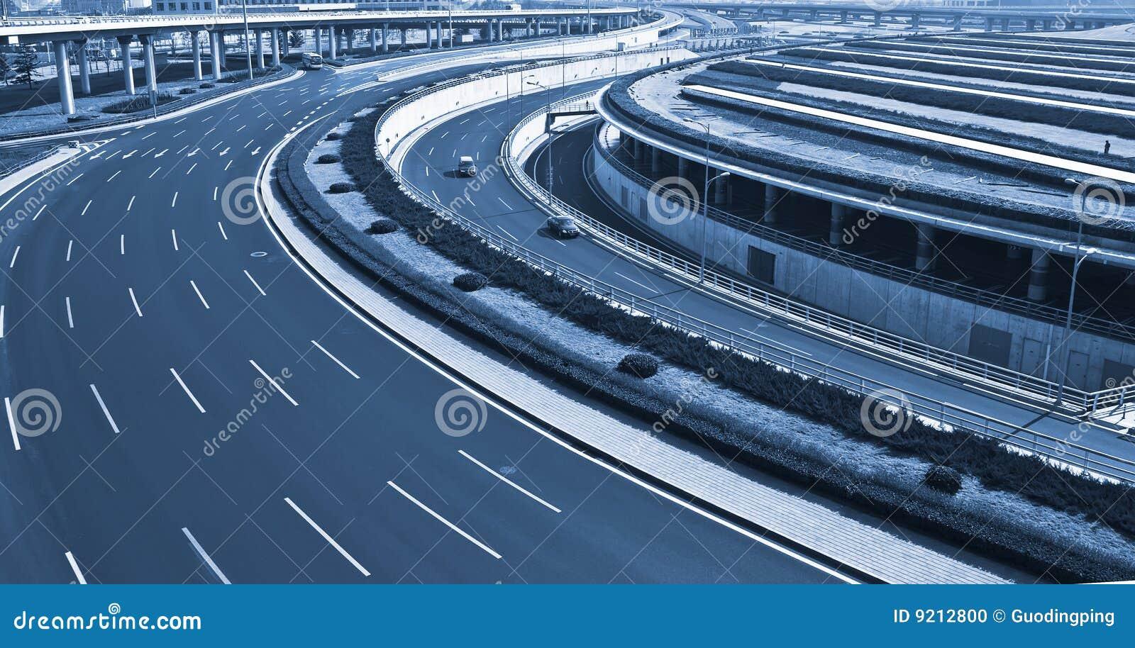 Expanse motorway