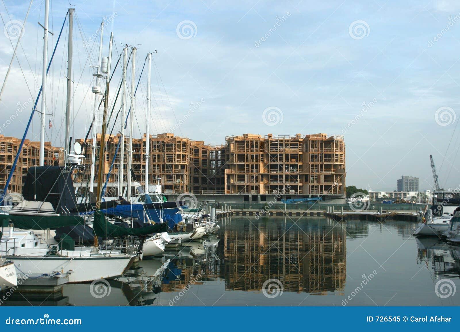 Expansion de marina