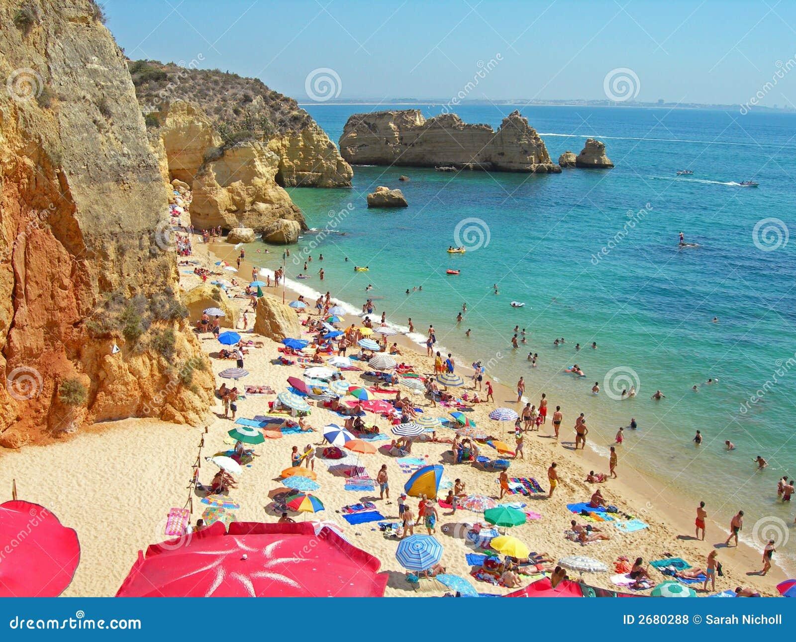 Expansive Colourful Beach Royalty Free Stock Photos ... - photo#18