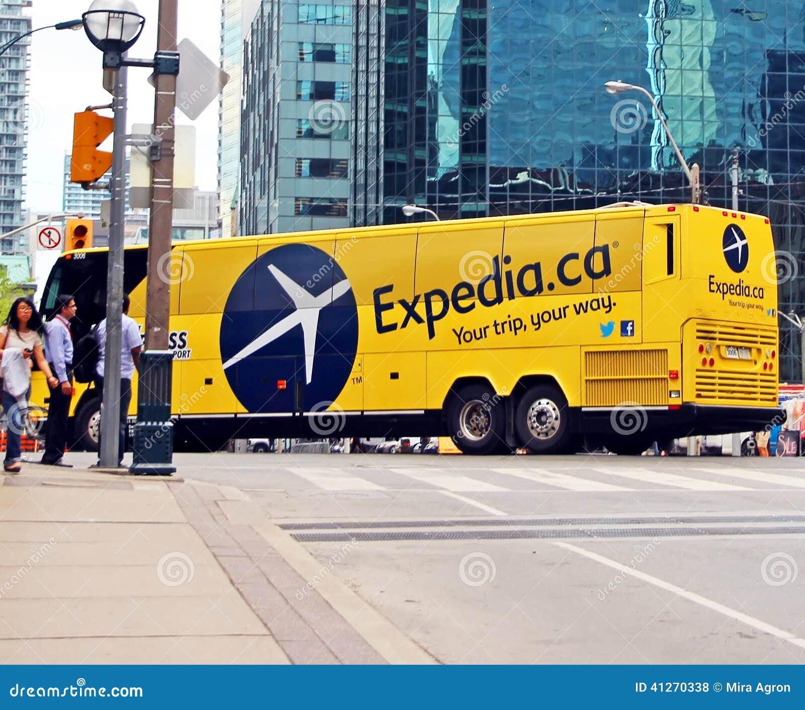 bus tour business plan