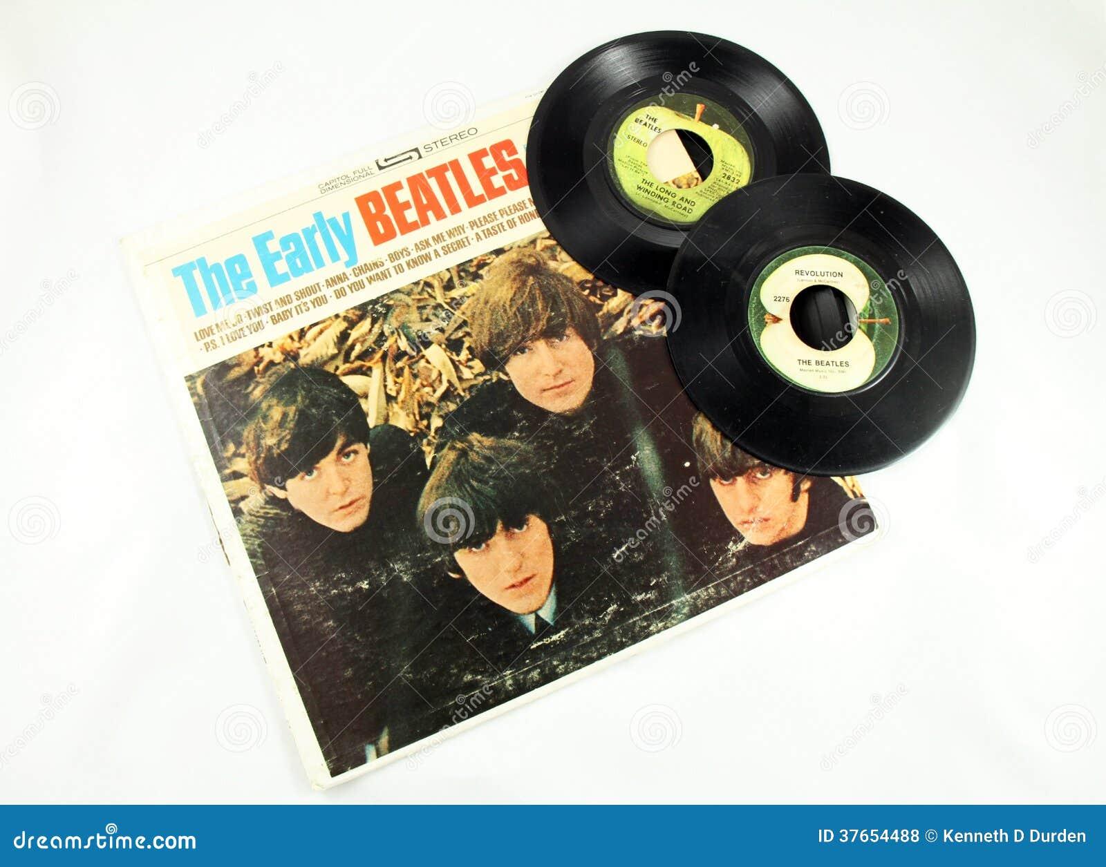 Expedientes de Beatles