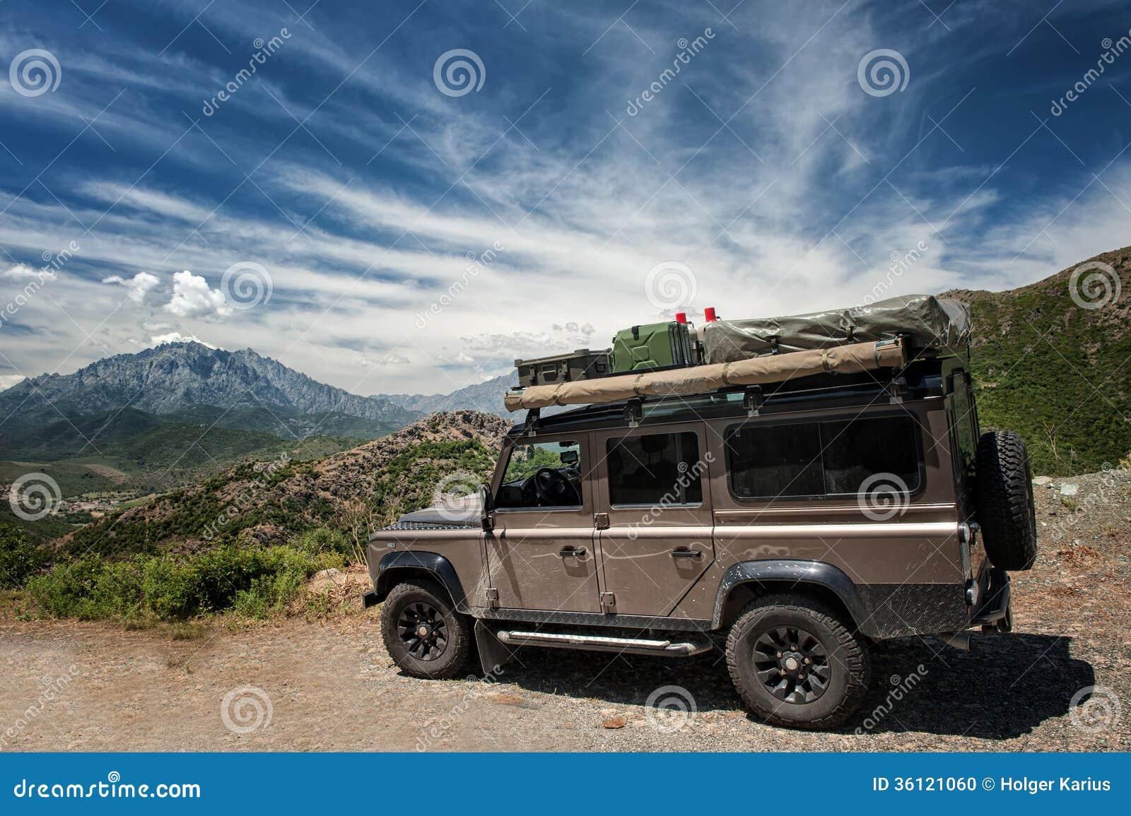 Expedition Vehicle Stock Photo Image 36121060