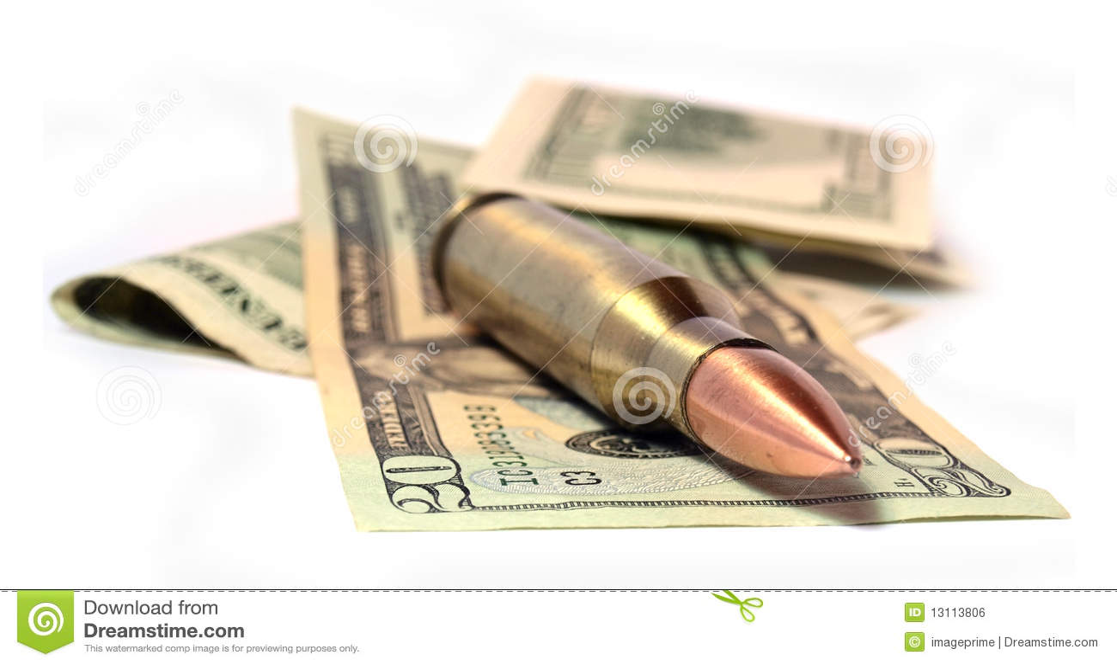 Expenditures wojna