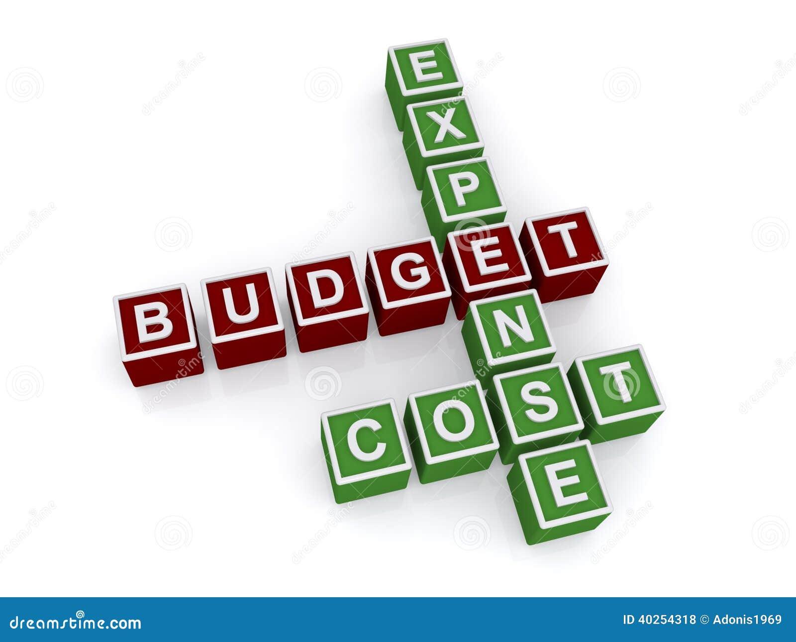 budget expense