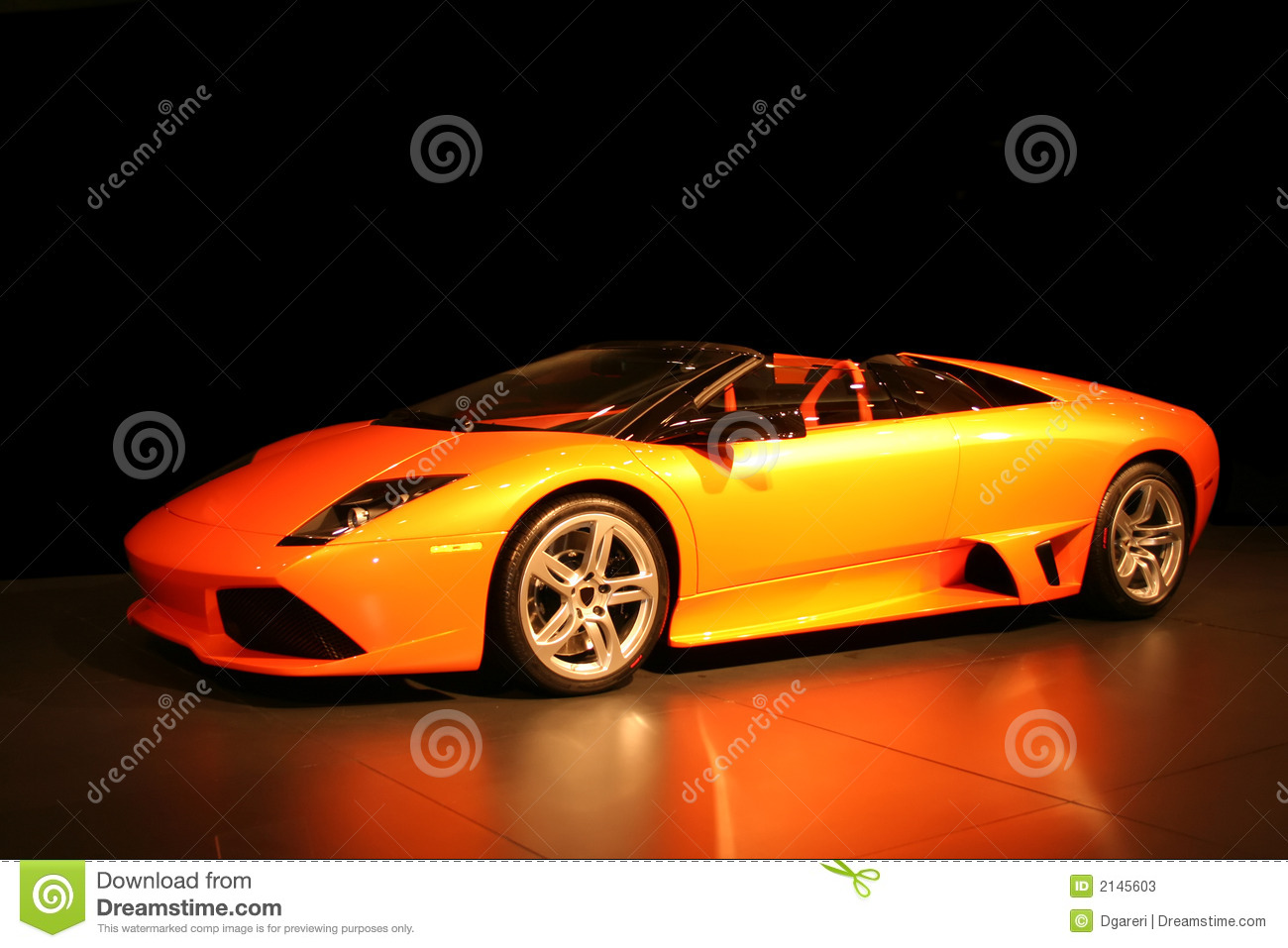 Expensive, Fancy Sports Car Stock Photos - Image: 2145603