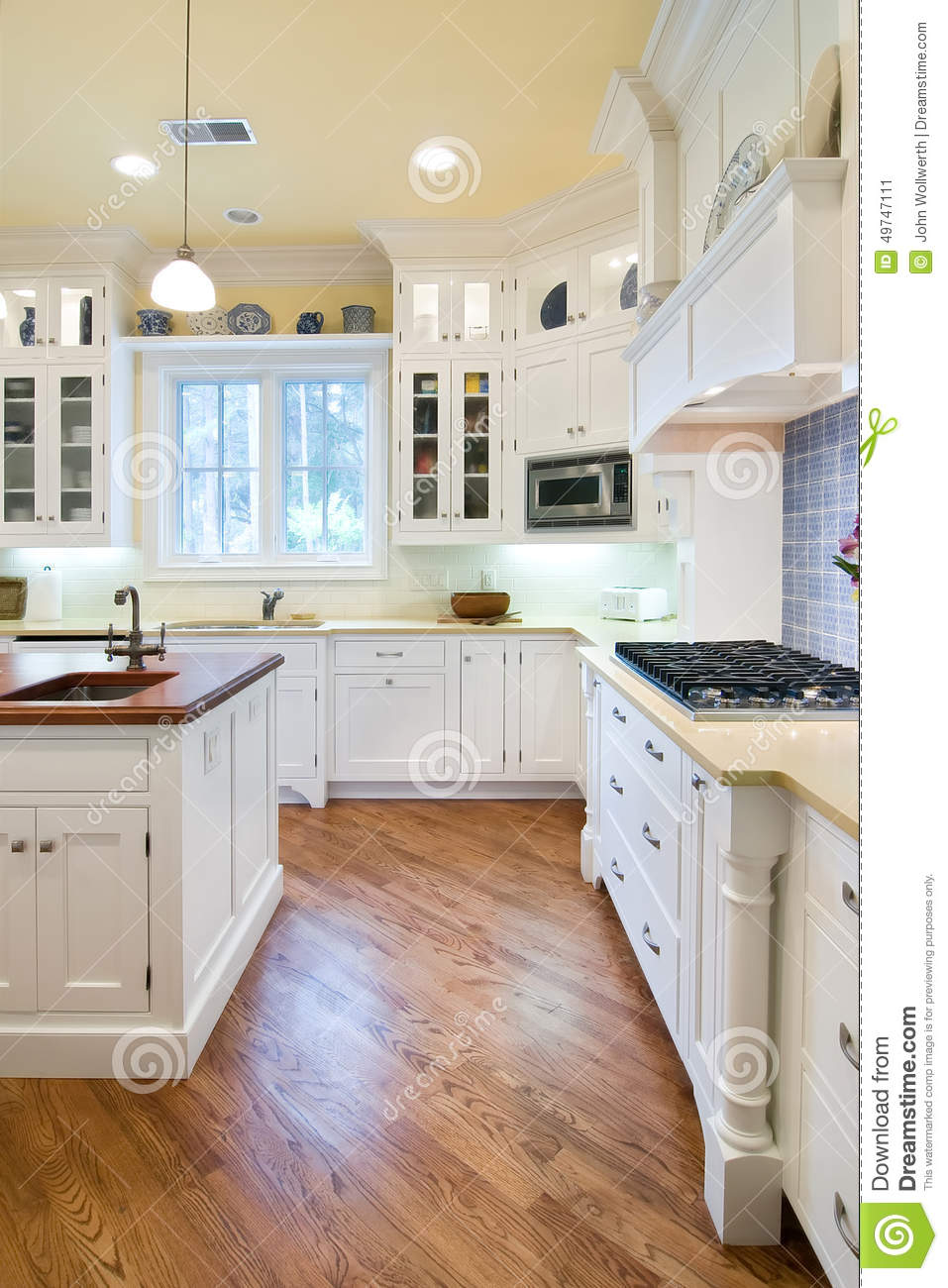 Expensive Kitchen Remodel Stock Image Image Of Drawer 49747111