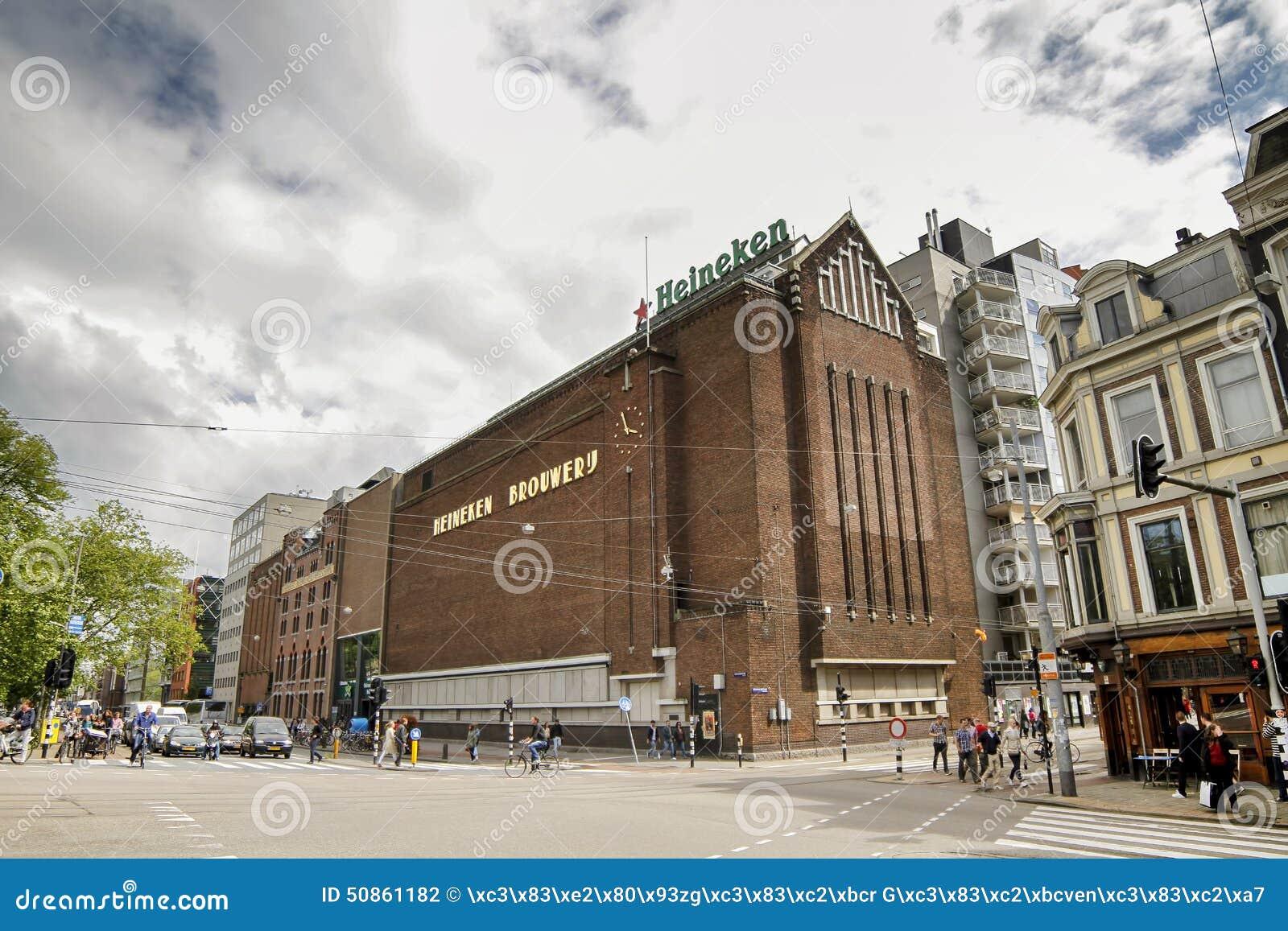 Experiência de Heineken, Amsterdão, Países Baixos