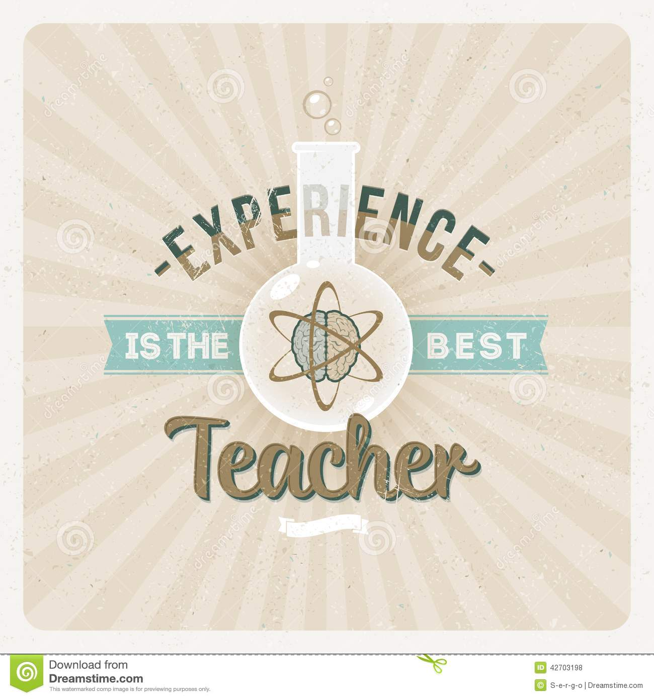 One of the best teaching experience