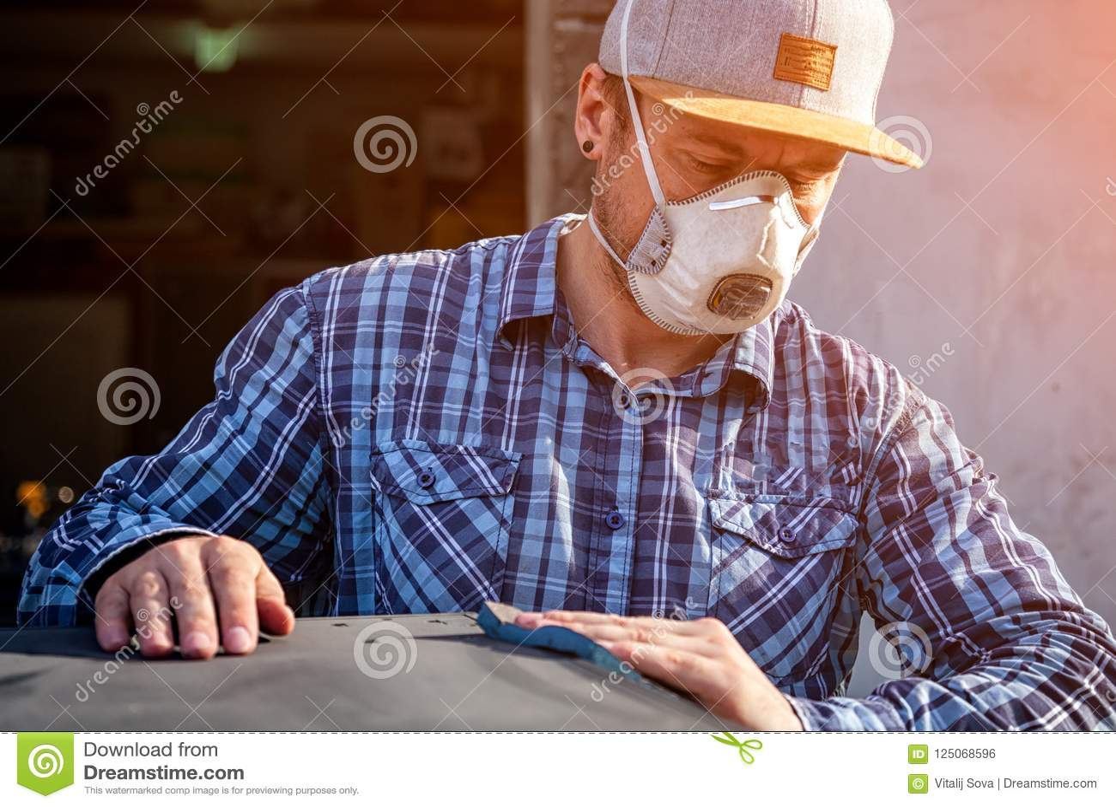 Experienced carpenter