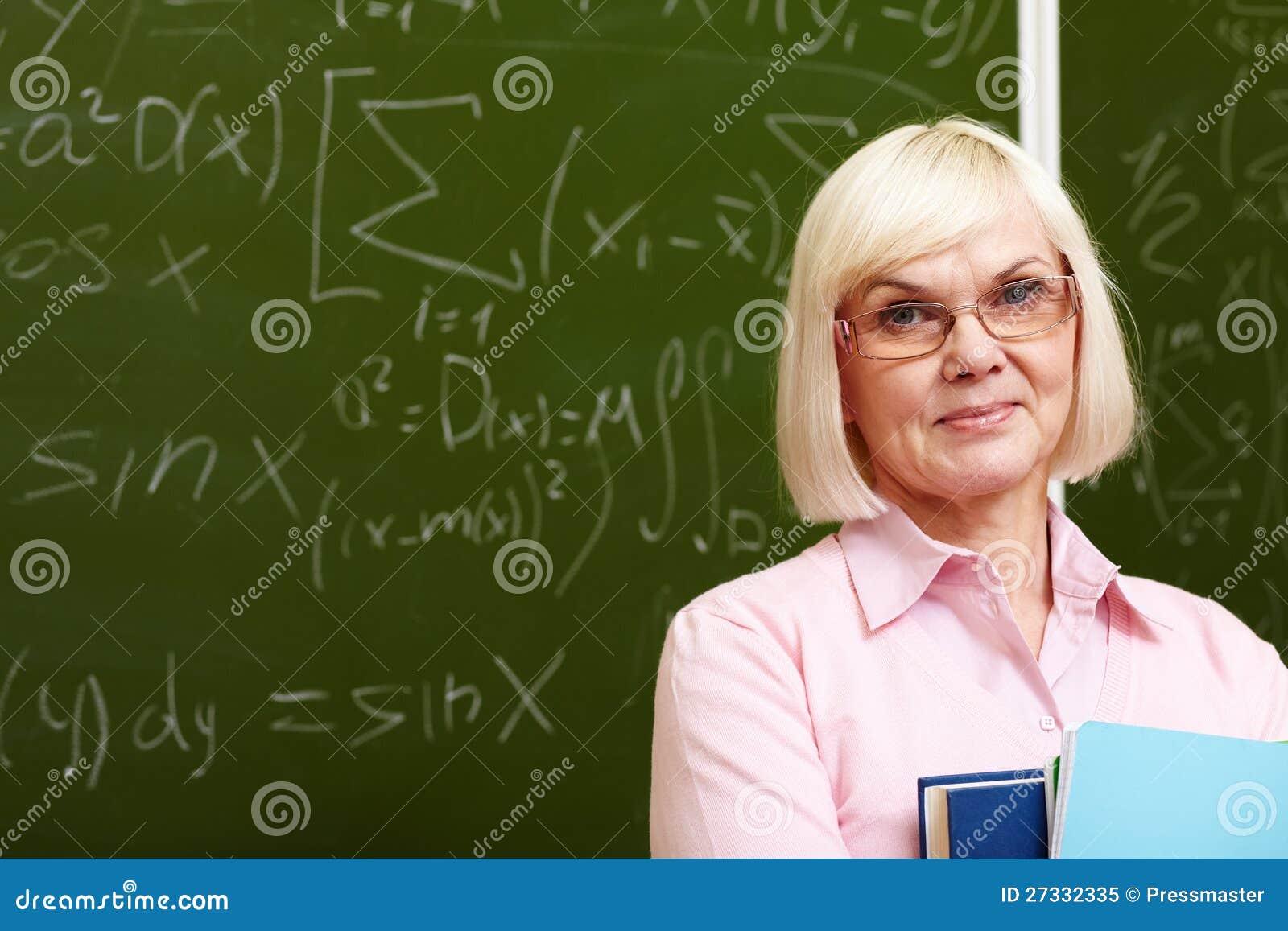 experienced teacher royalty free stock photo image 27332335