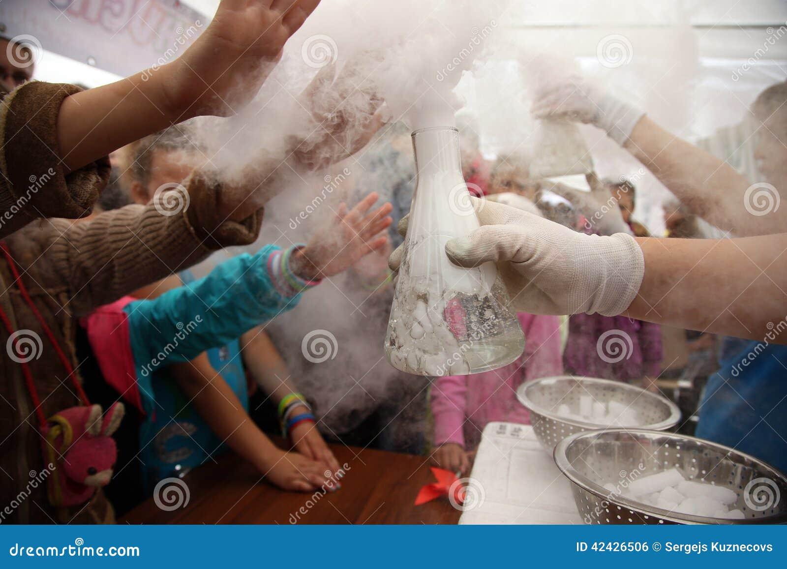 Experimento químico