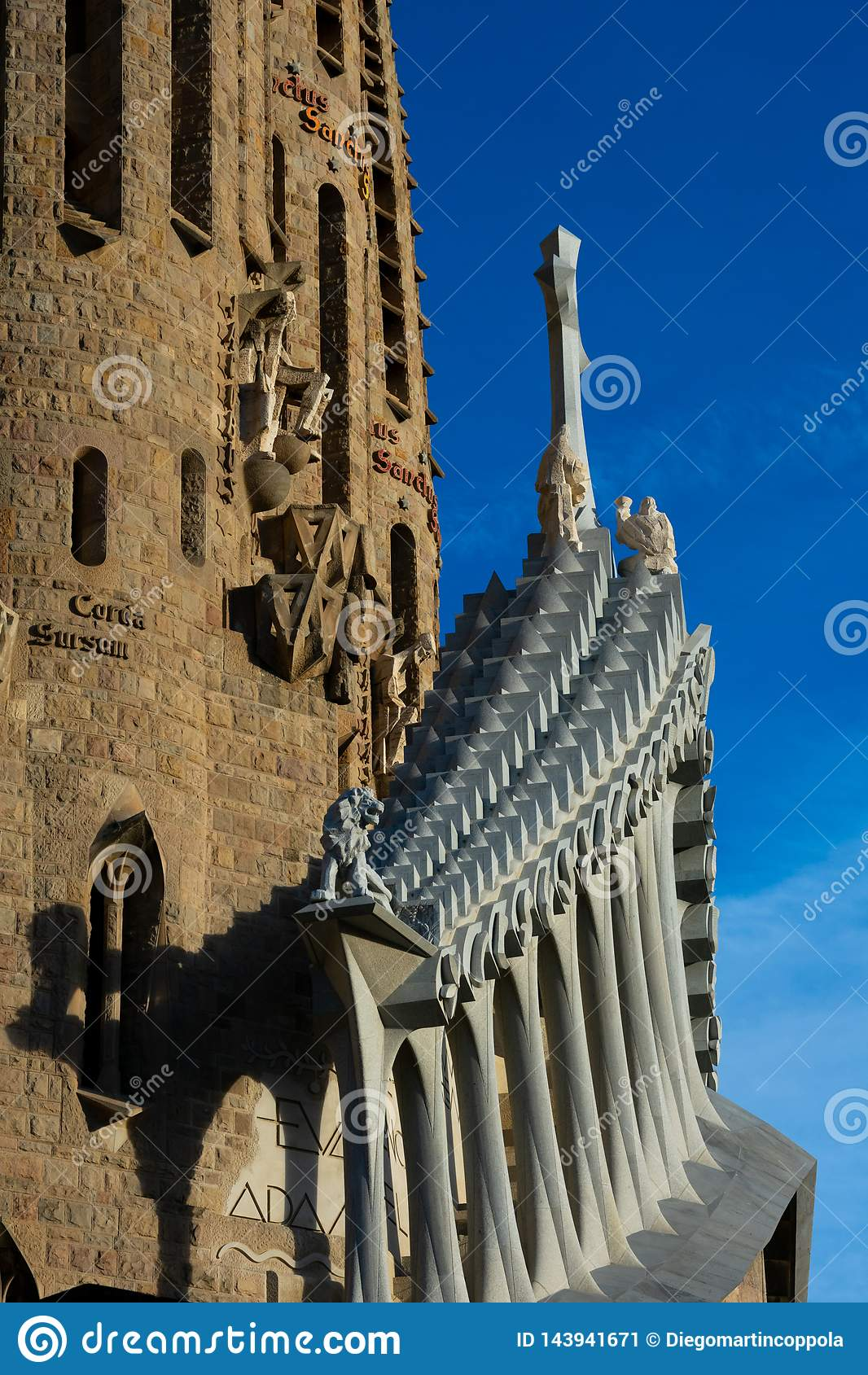 Expiatory Church of the Holy Family Templo Expiatorio de la Sagrada Familia