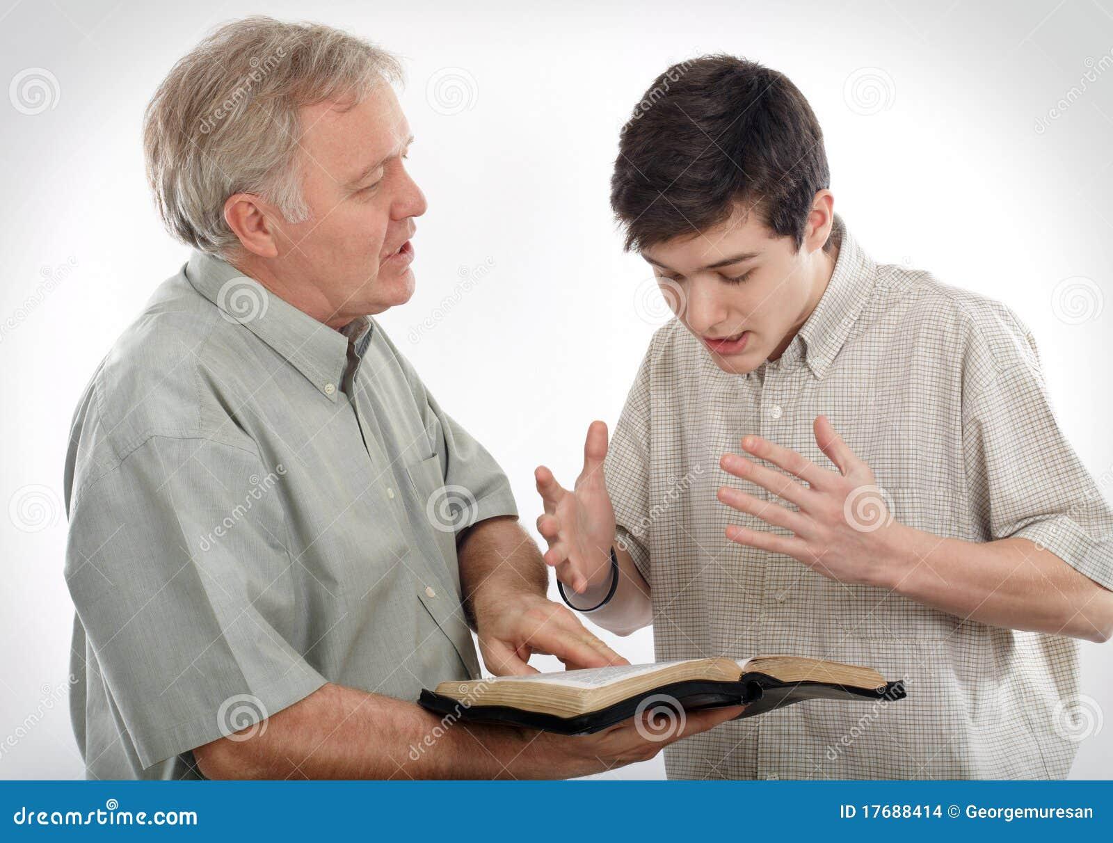 Explicando a palavra de deus