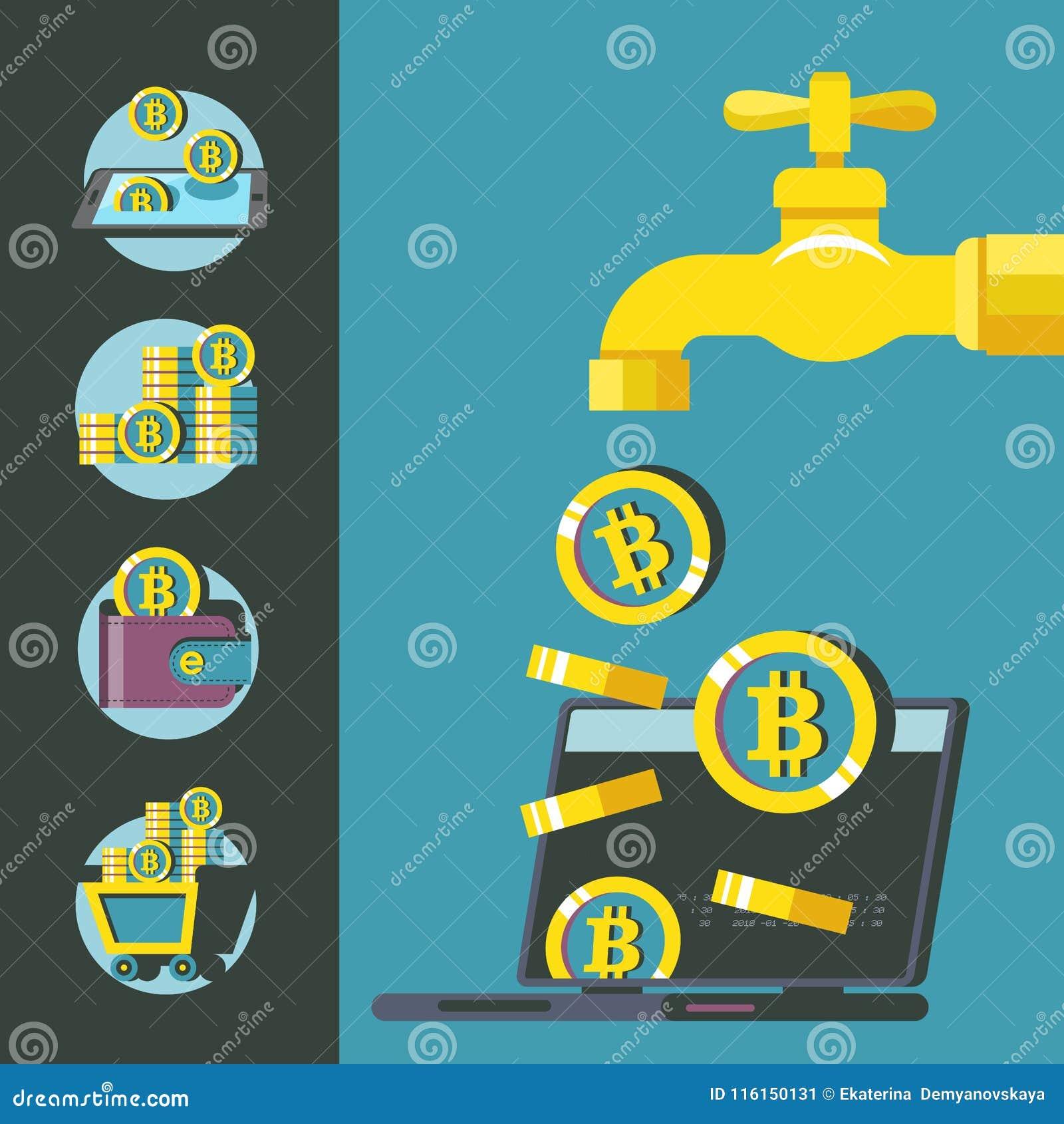 robinet de dans bitcoin)