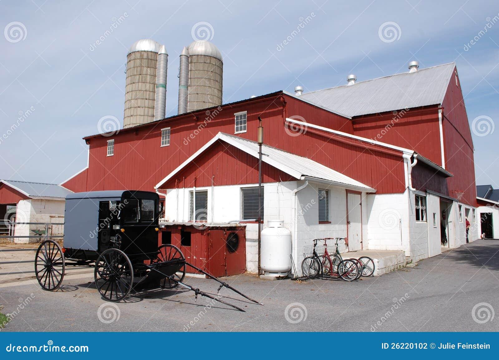 Exploração agrícola de Amish